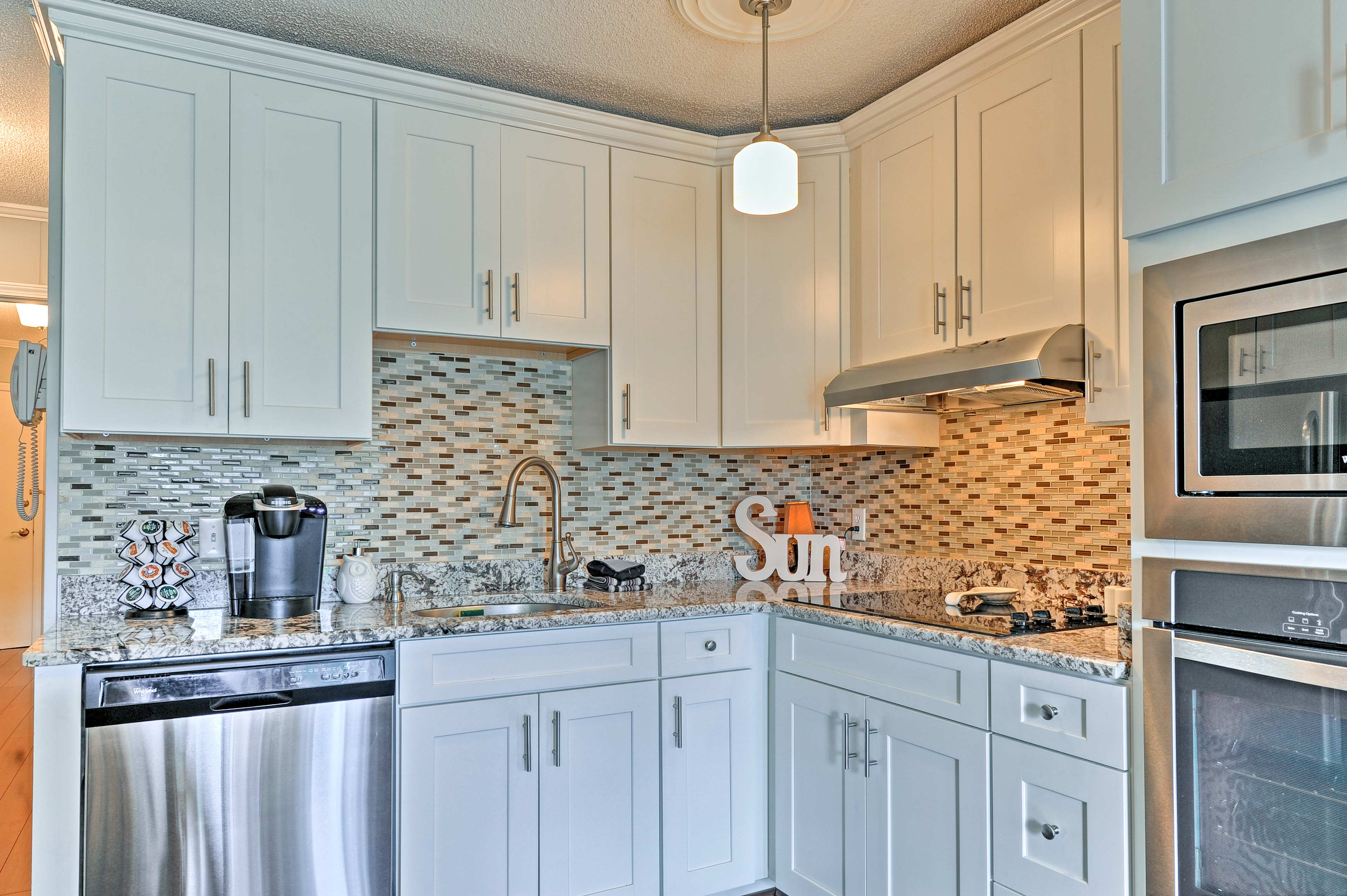Kitchen | Stainless Steel Appliances | Cooking Basics