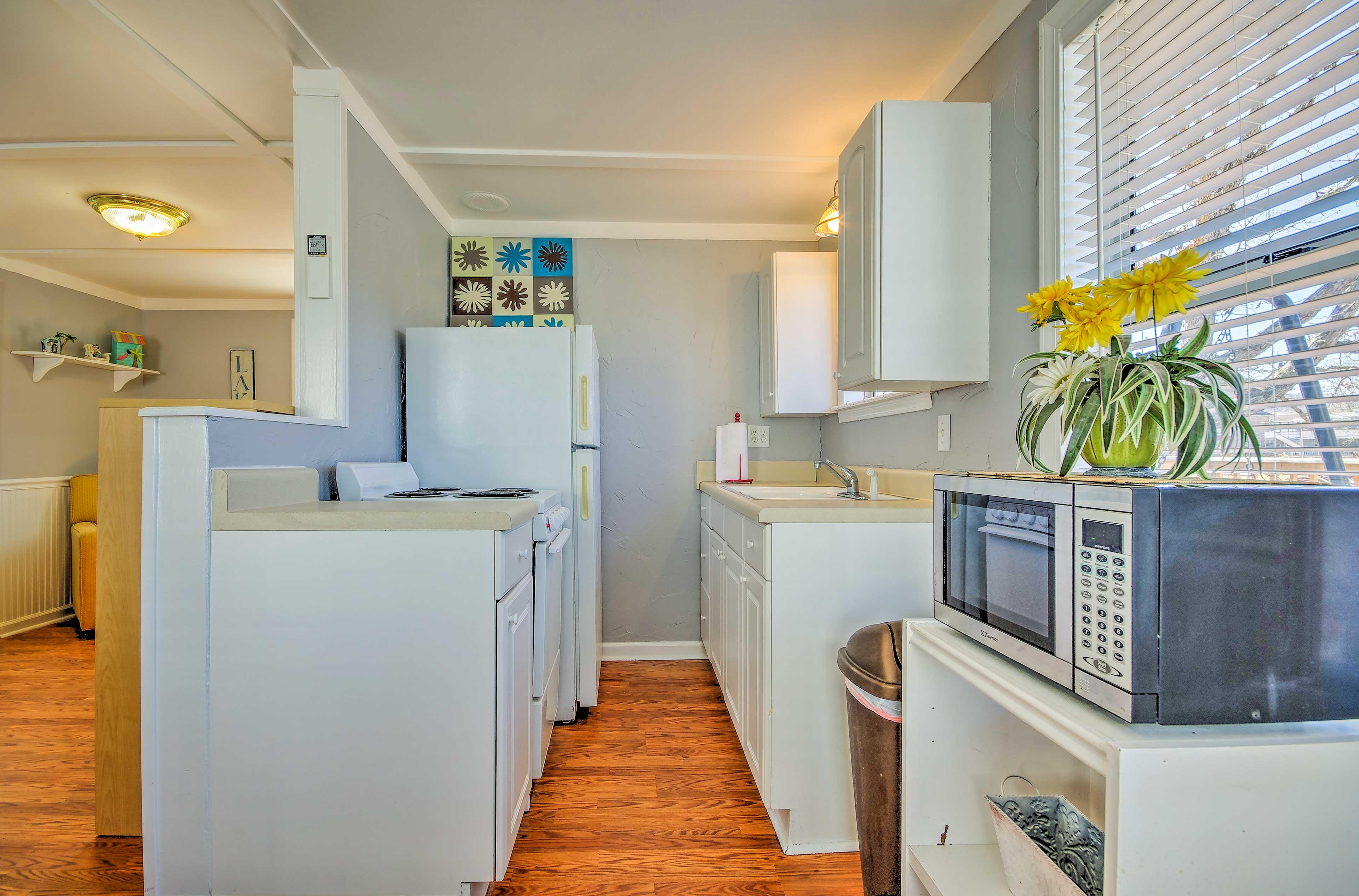 Kitchen | 4-Burner Stovetop