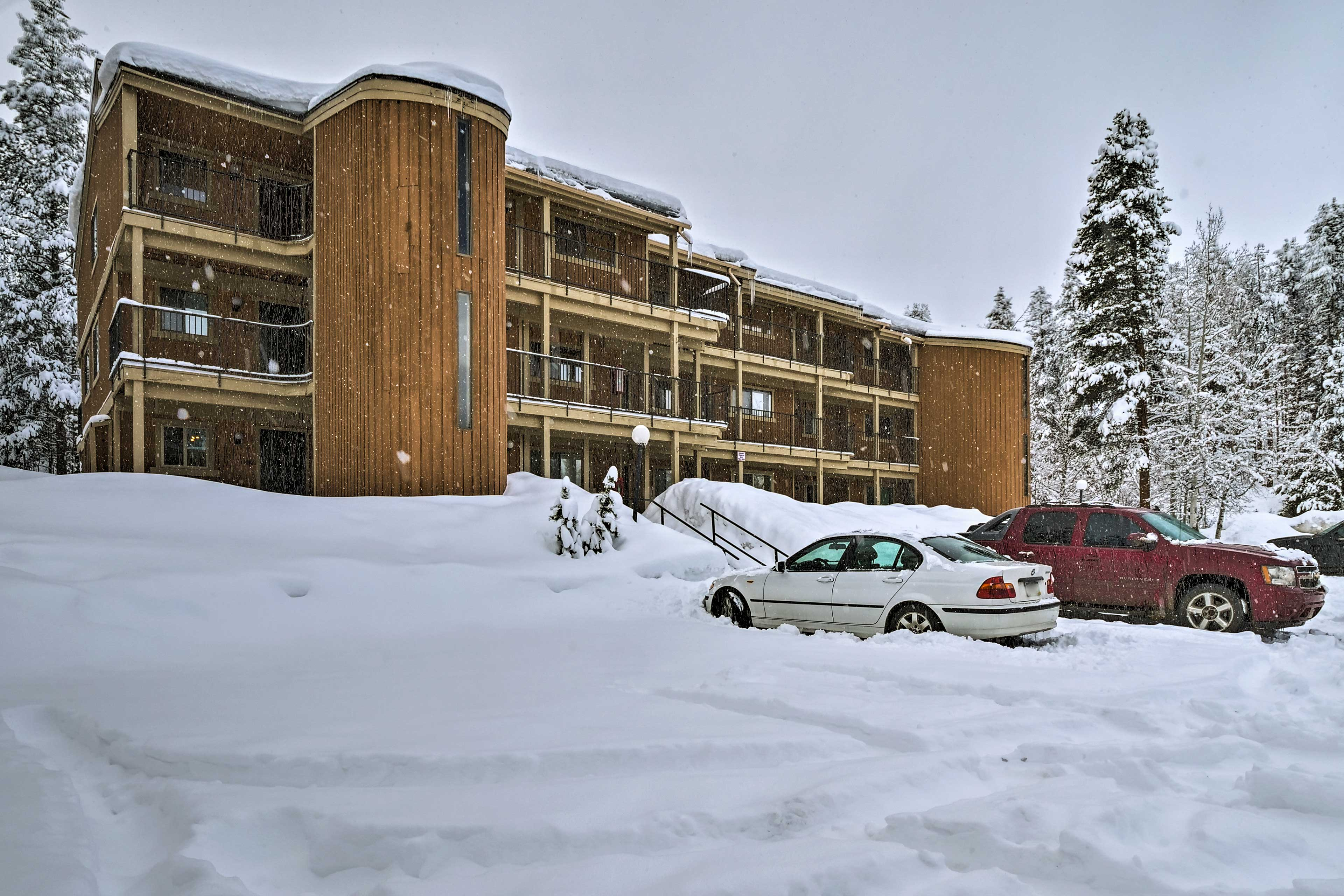 You'll be close to Winter Park Ski Resort and downtown activities.