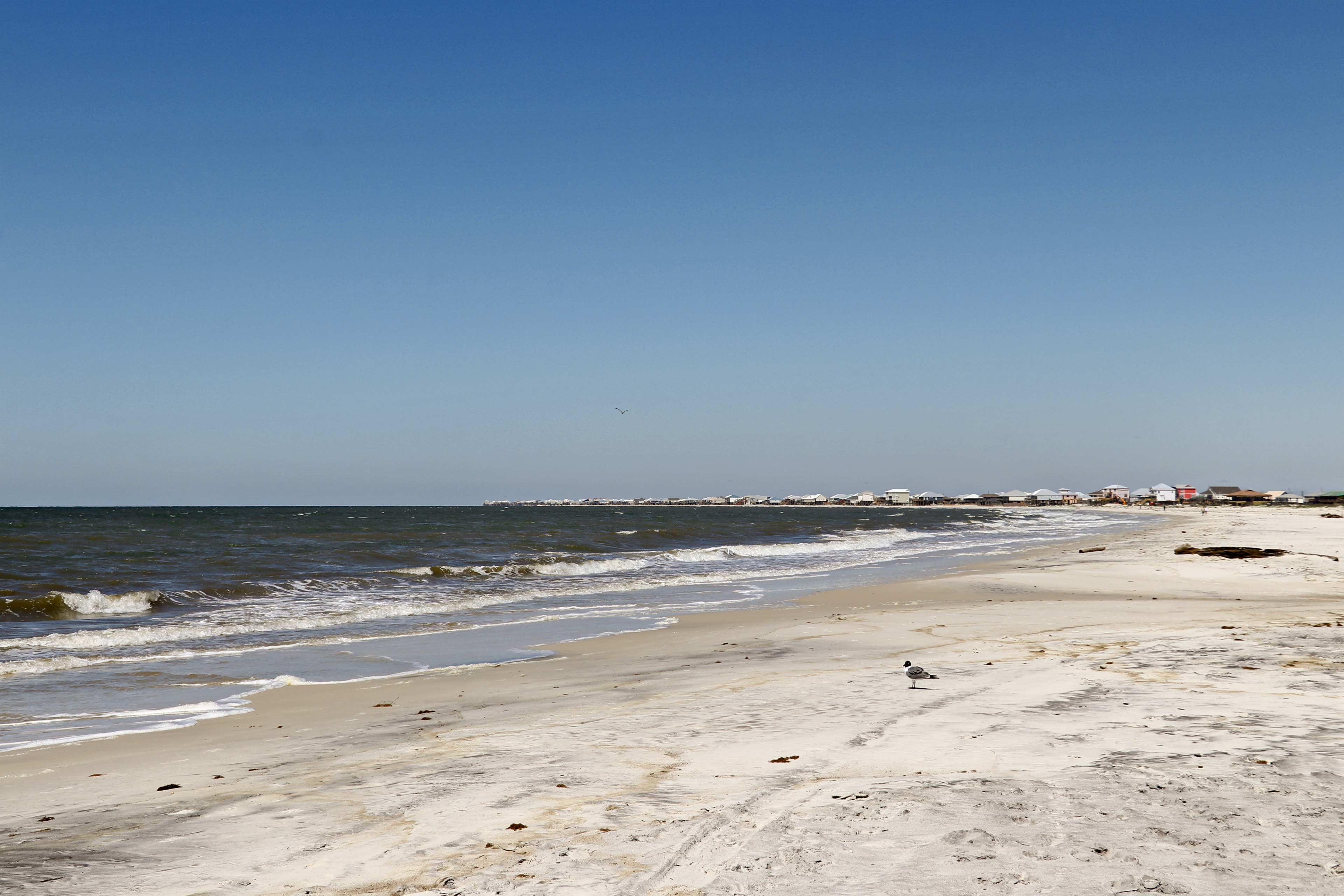 Holiday Isle | Beach Access