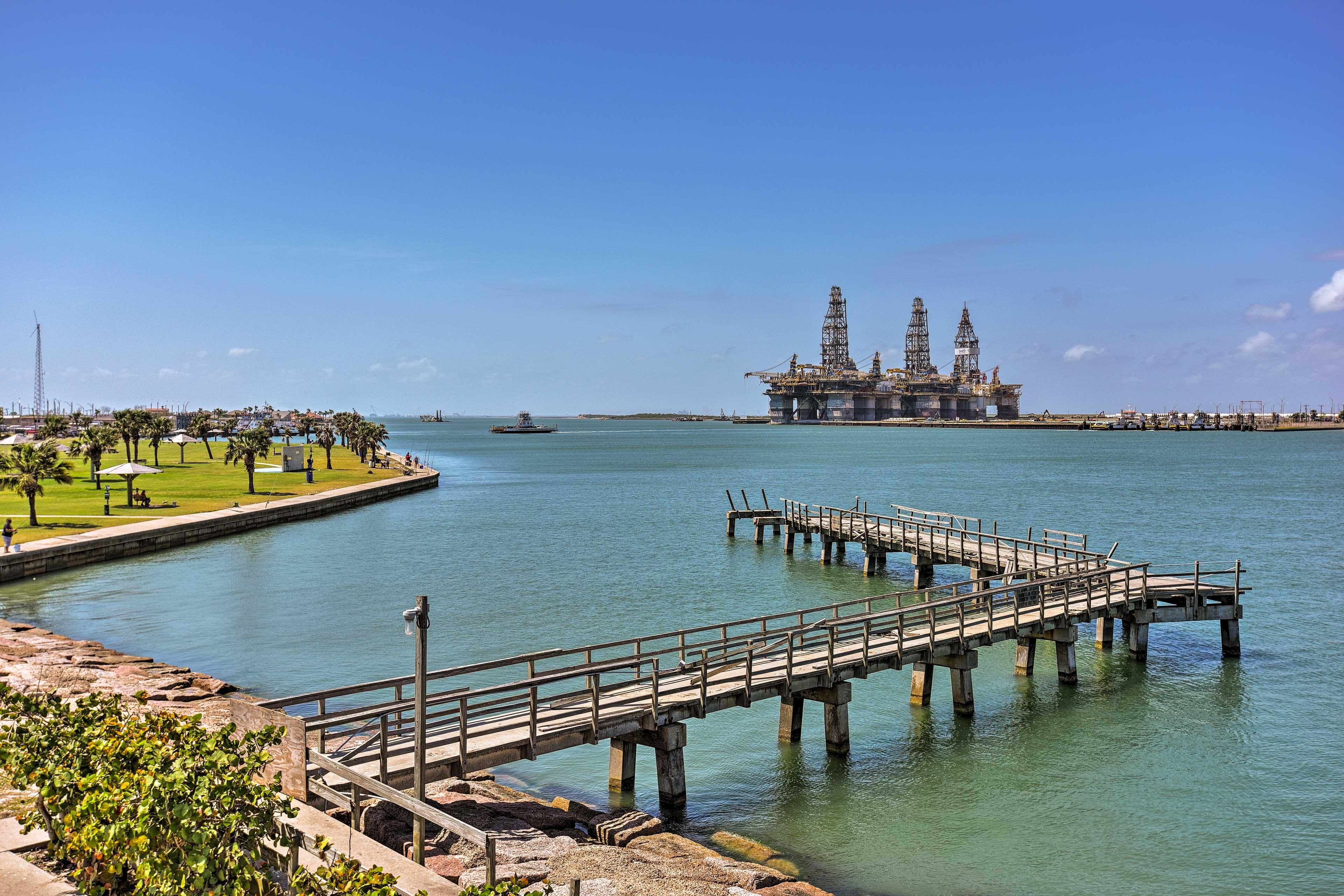 Port Aransas is the pinnacle of island living!