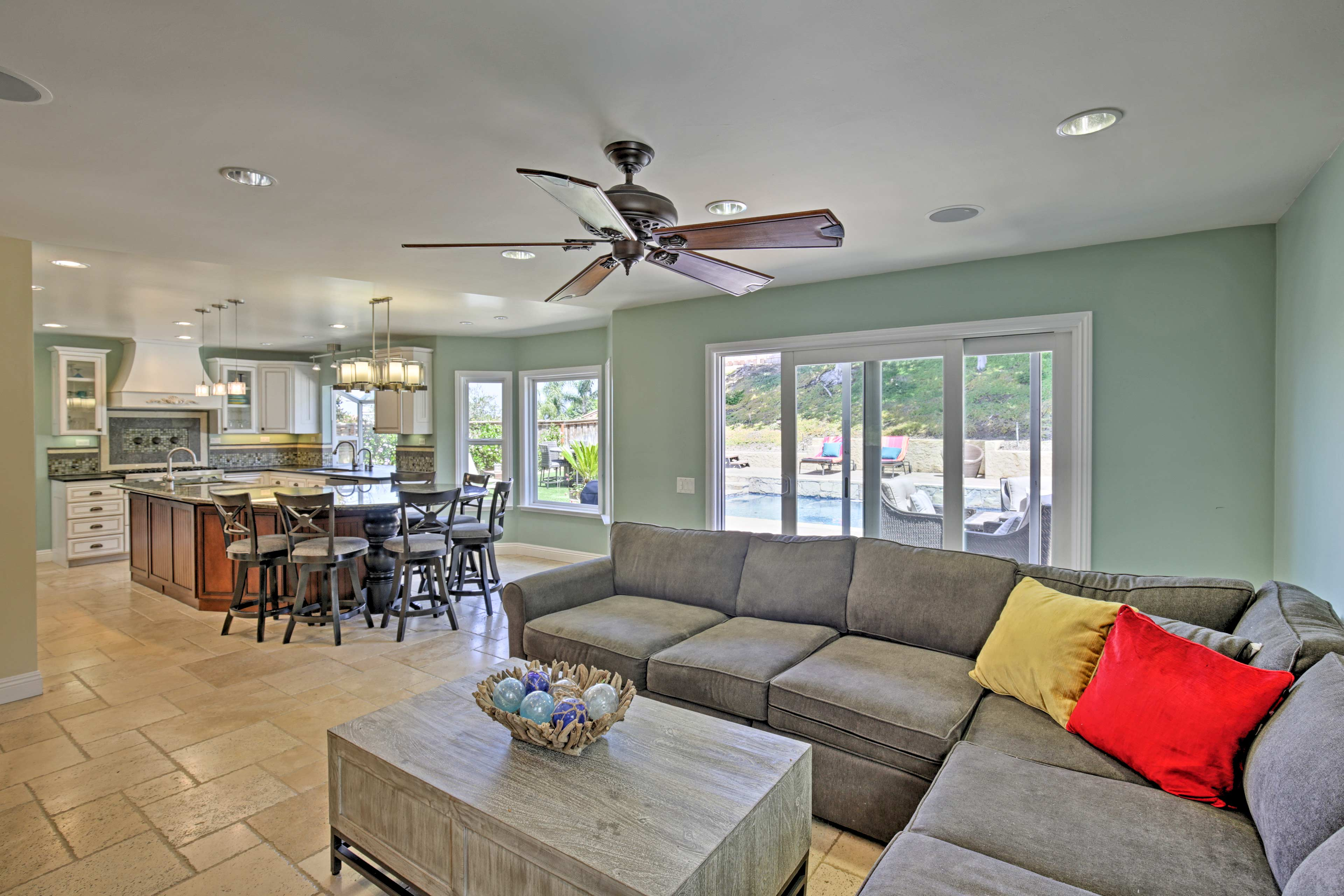 Inside, you'll find all of the comforts of home, plus the amenities you desire!