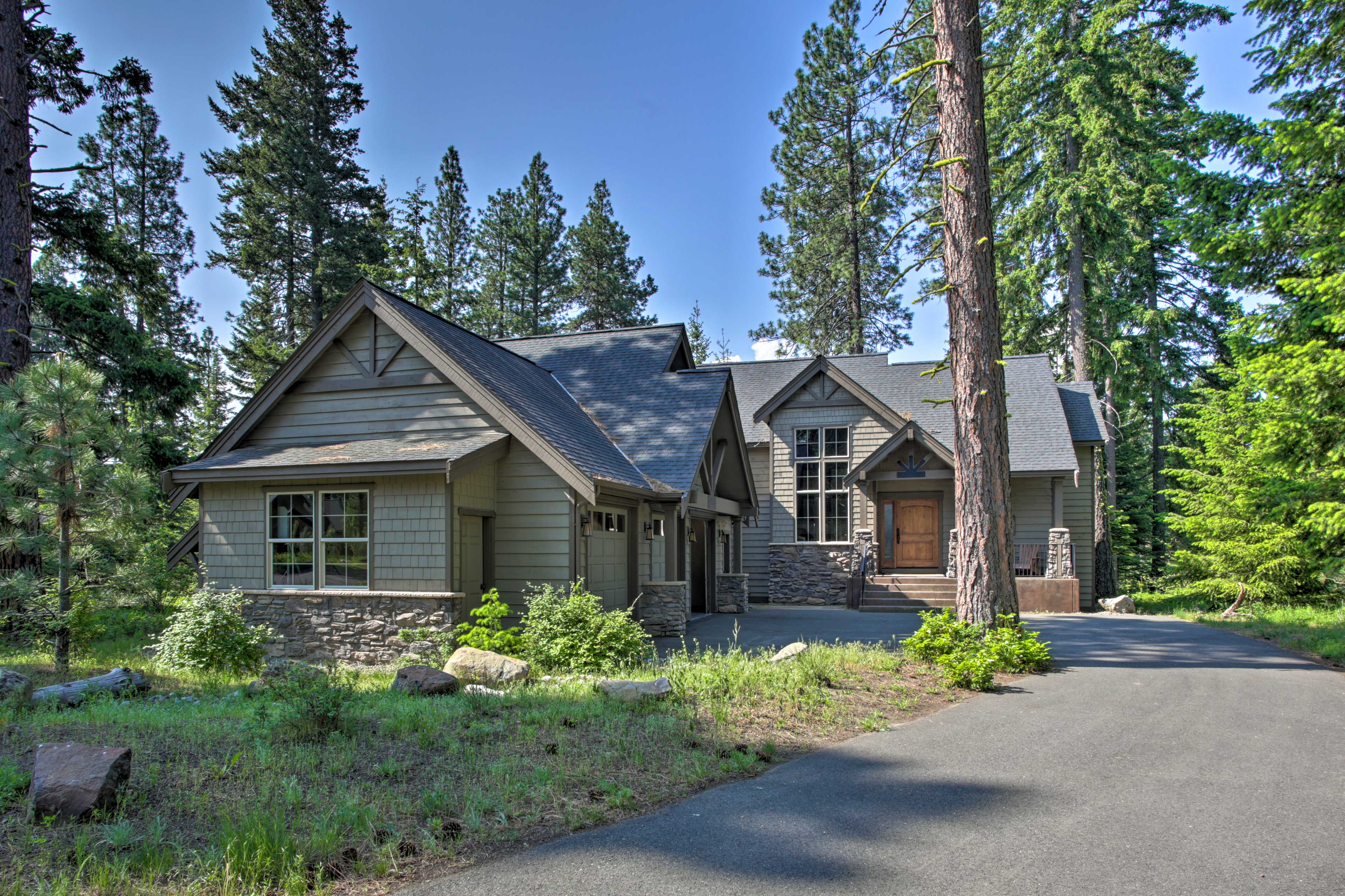 Escape to Cle Elum in style with '7th Heaven Lodge.'