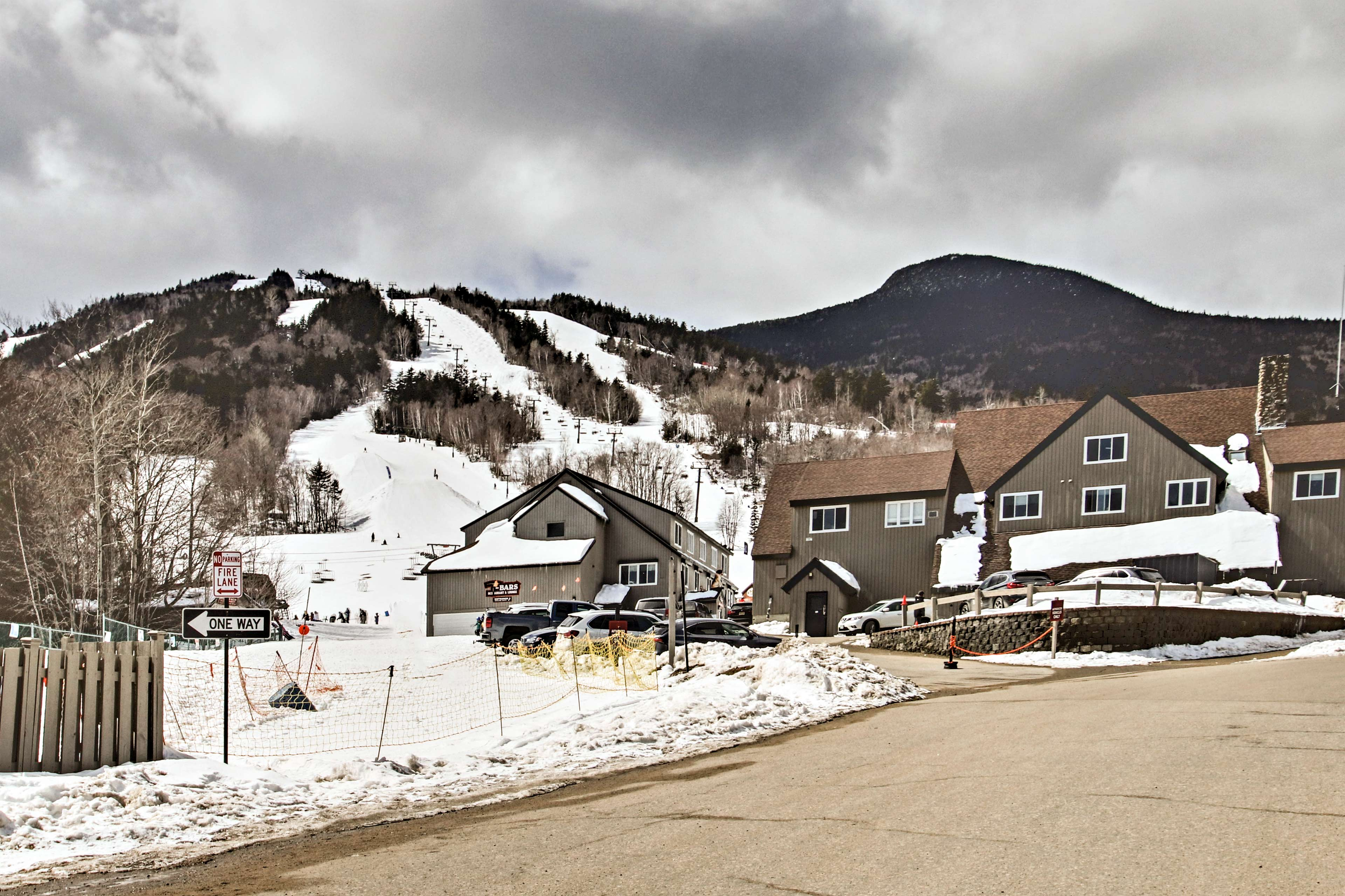 Minutes from the slopes, this home has everything you're looking for.