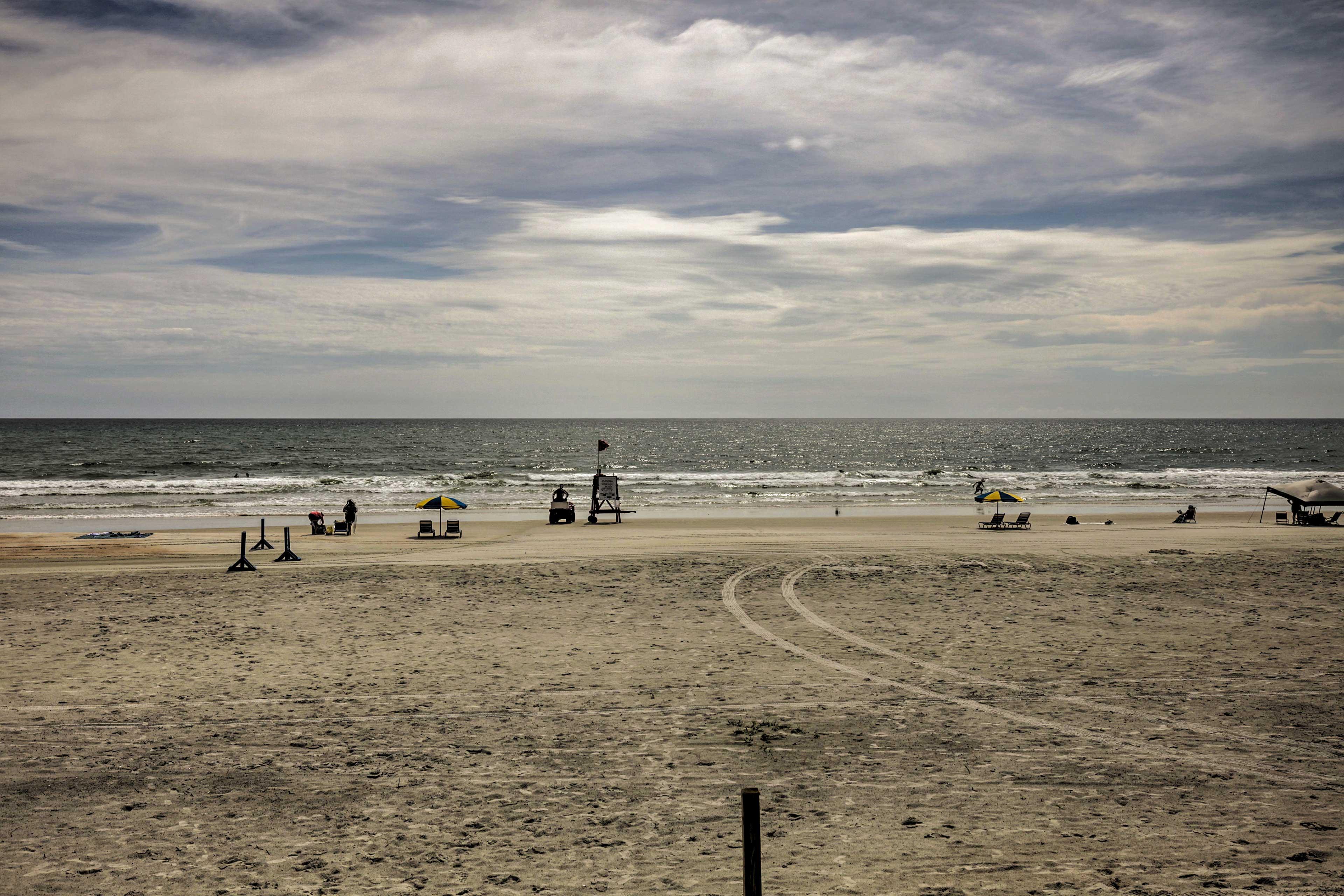 Make your next getaway a great one at this Daytona Beach retreat!