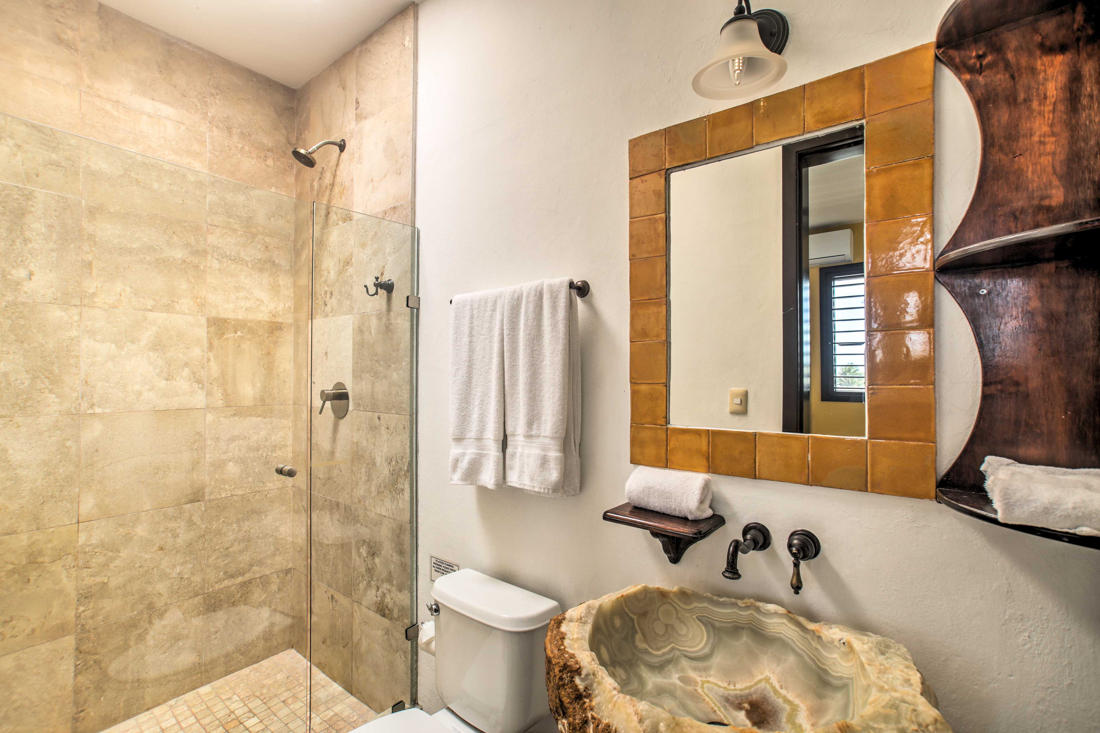 Every guest will have ample privacy!