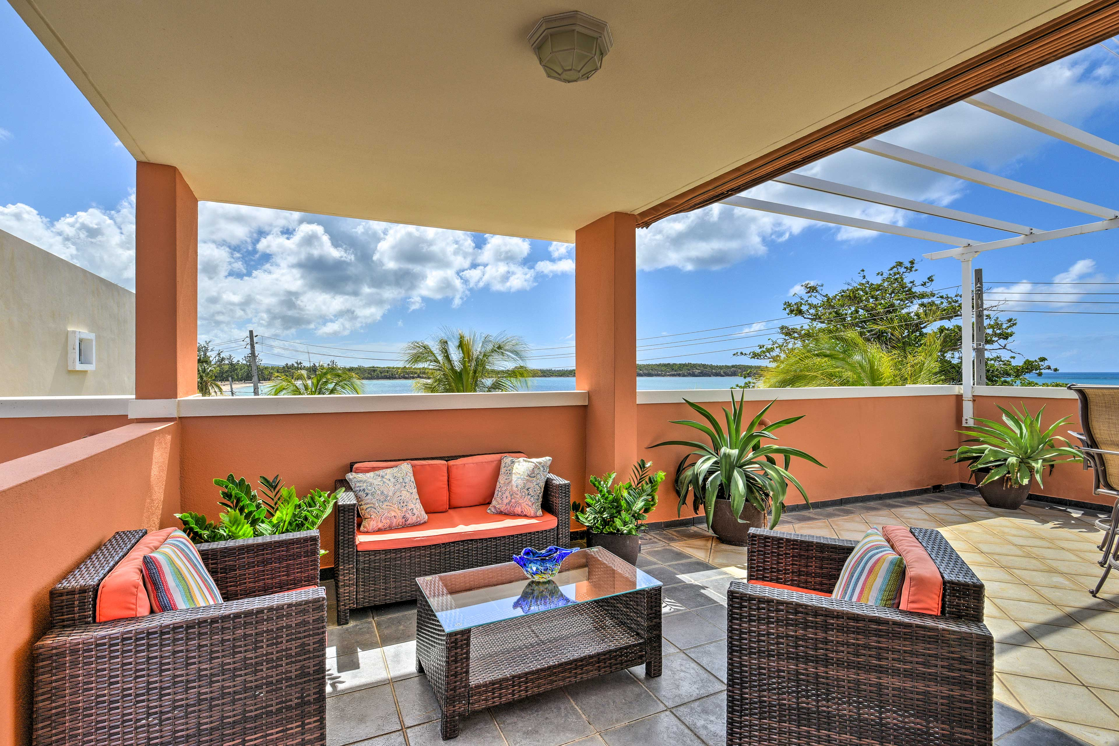 Experience the beauty of Puerto Rico at this vacation rental townhome!