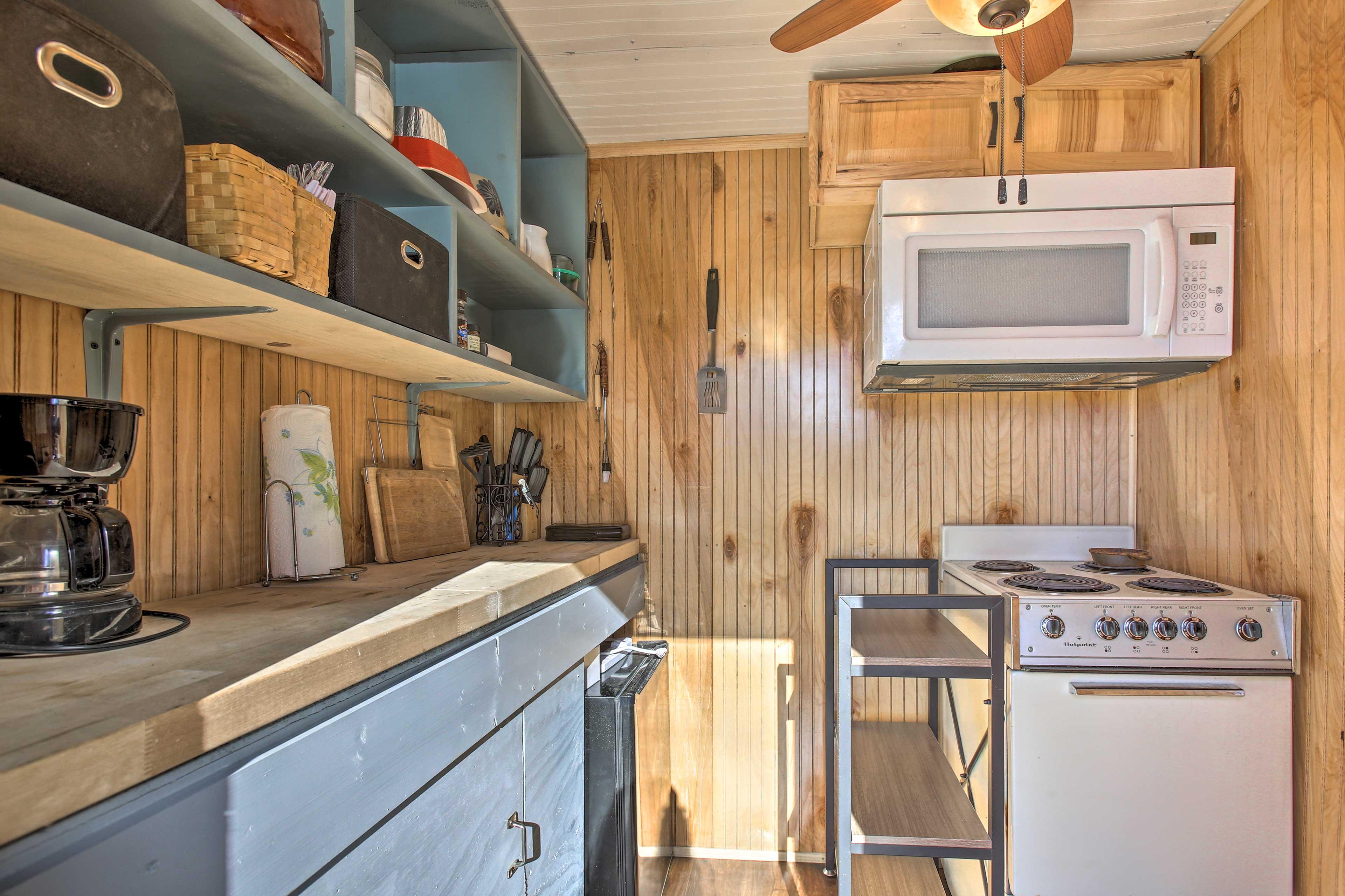 Outdoor Kitchen | Drip Coffee Maker