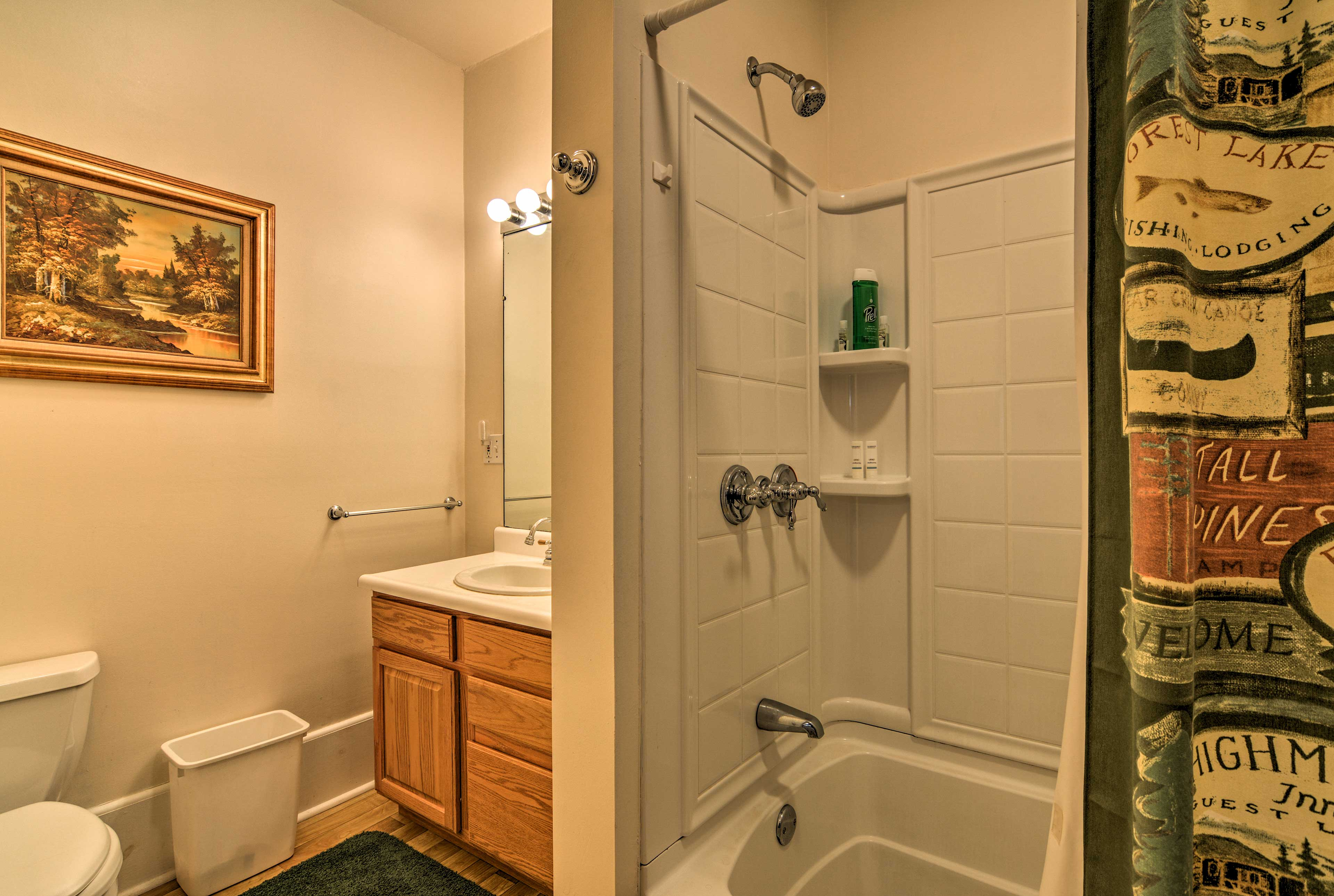 With 4 bathrooms, everyone will have space to get ready each morning.