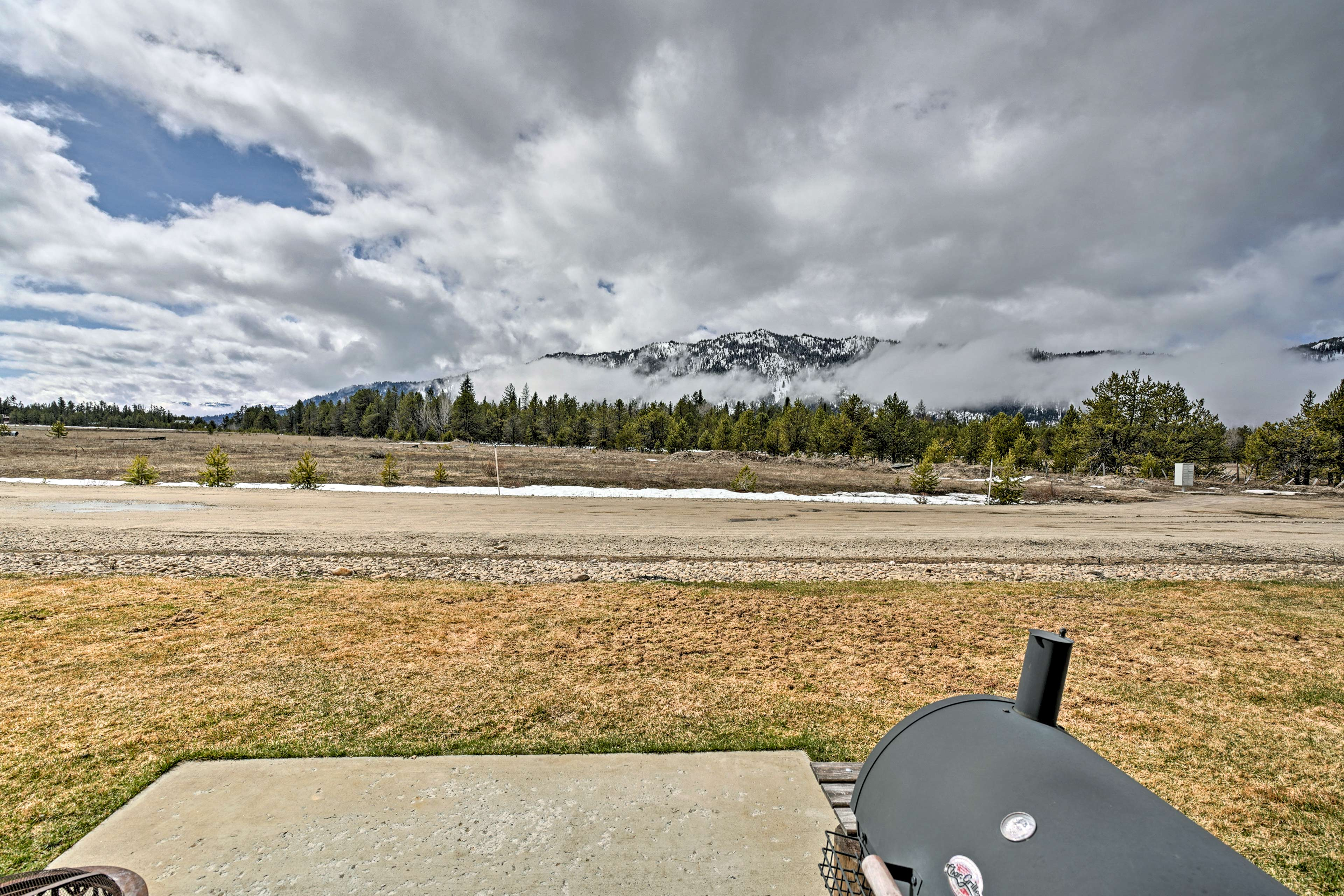 Retreat to the mountains and stay at this vacation rental townhome!