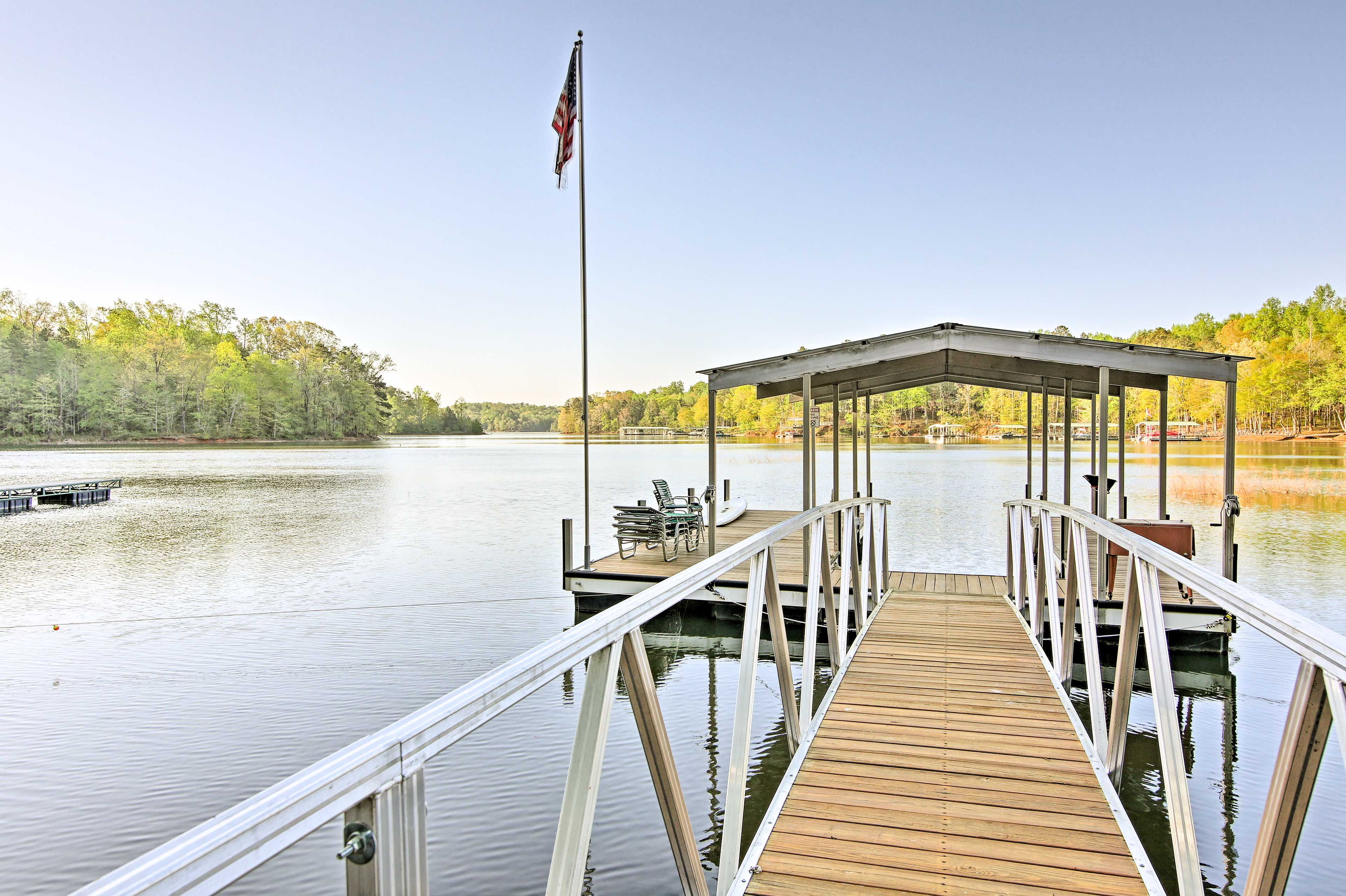 Make your next Lake Hartwell trip an unforgettable one!