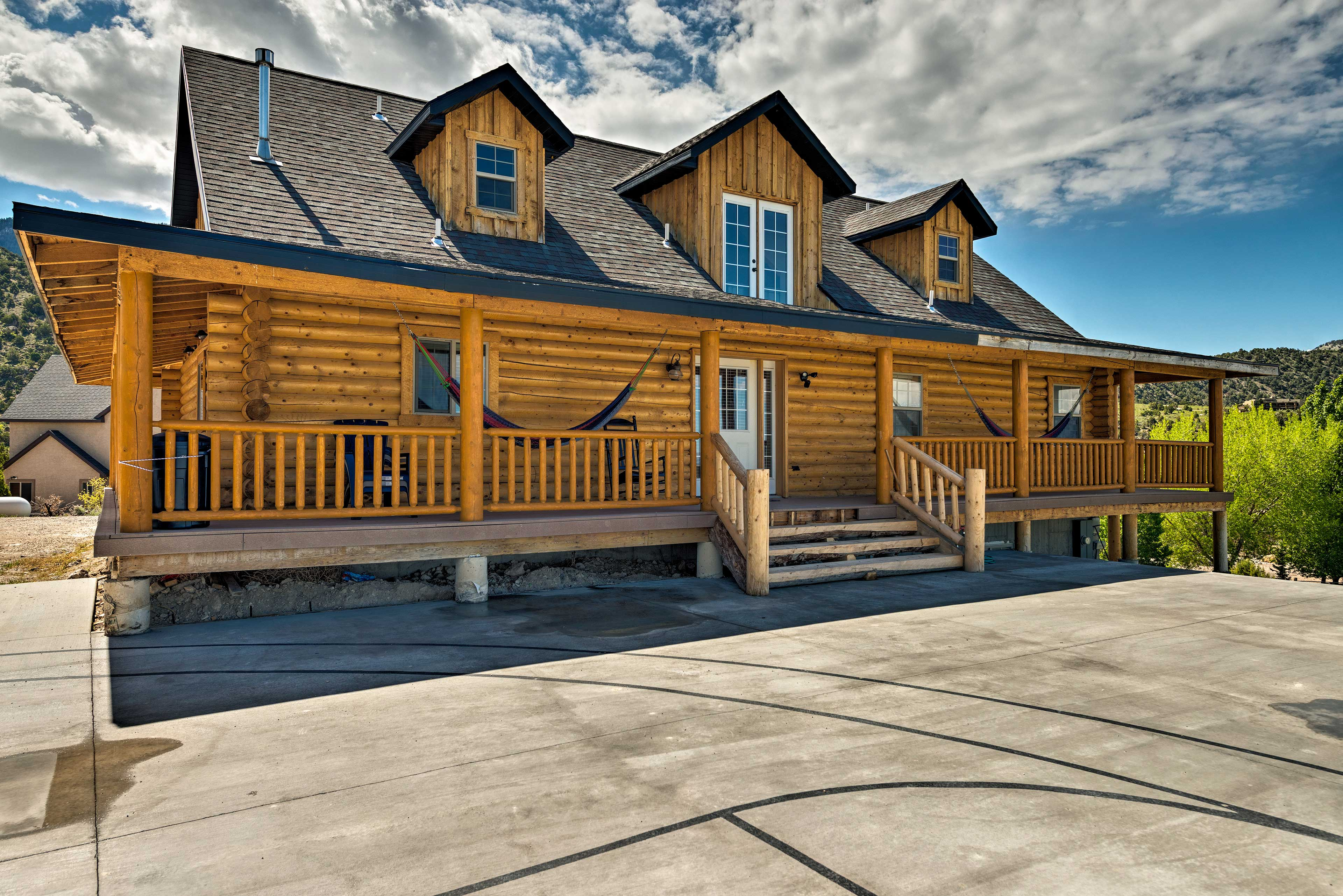 Book 'Englestead Cabin' for your next stay in stunning Sterling, Utah!