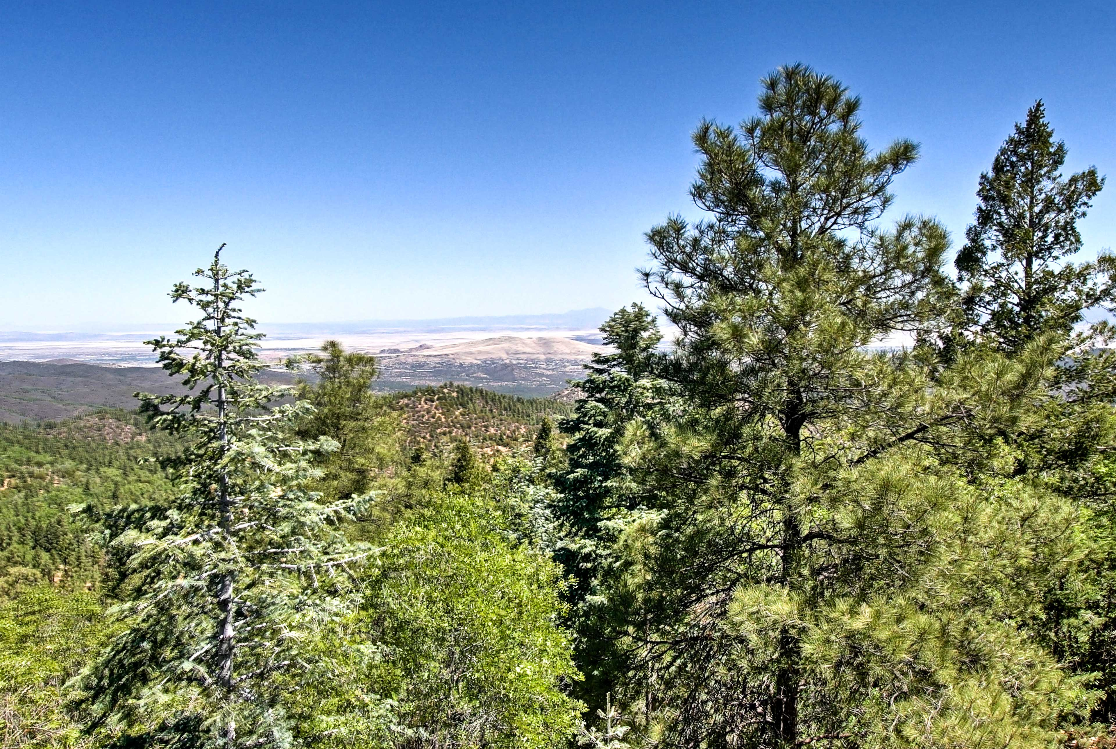 Hiking, mountain biking, fishing and more are just steps away from this property!