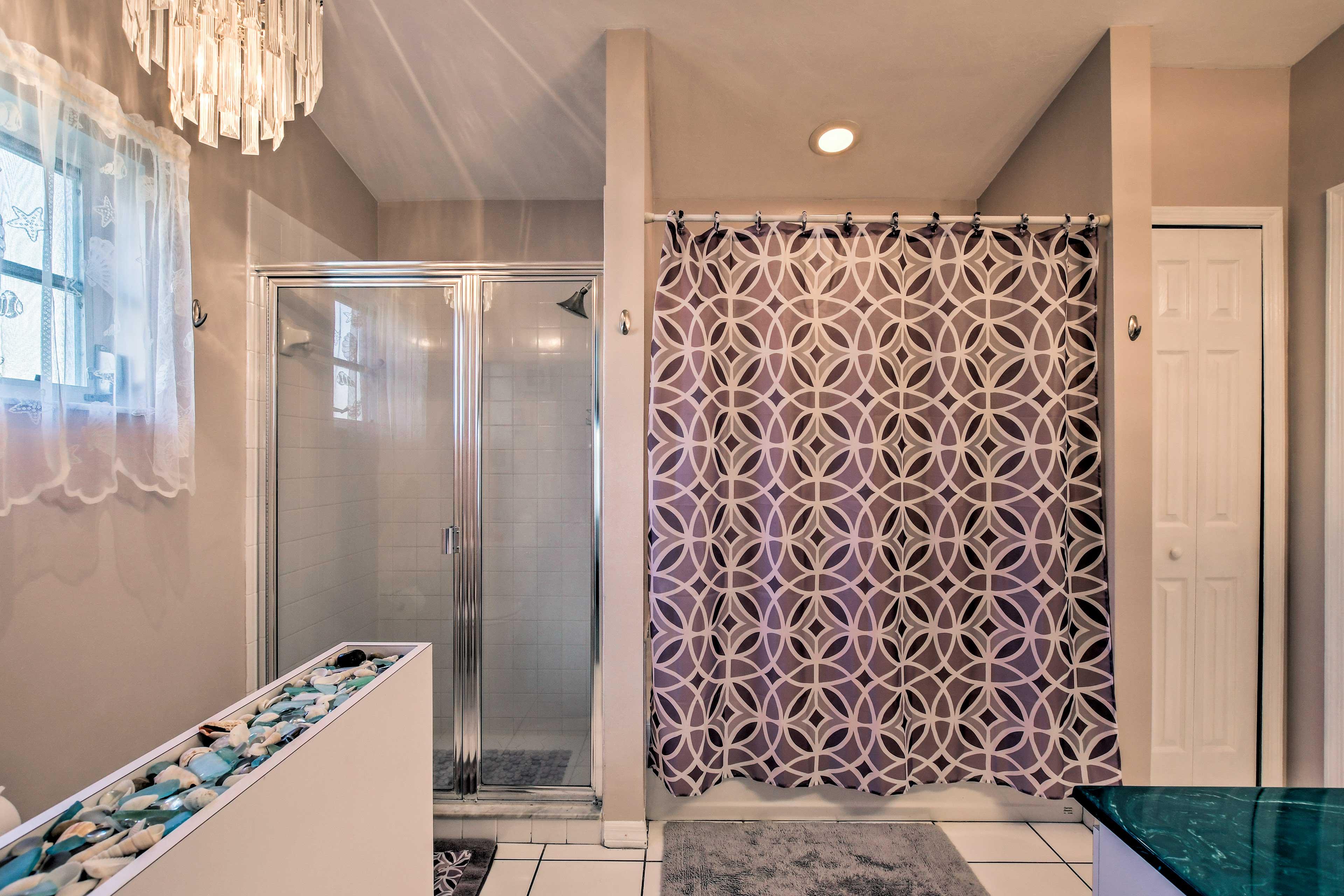 You'll love the convenient en-suite master bathroom.