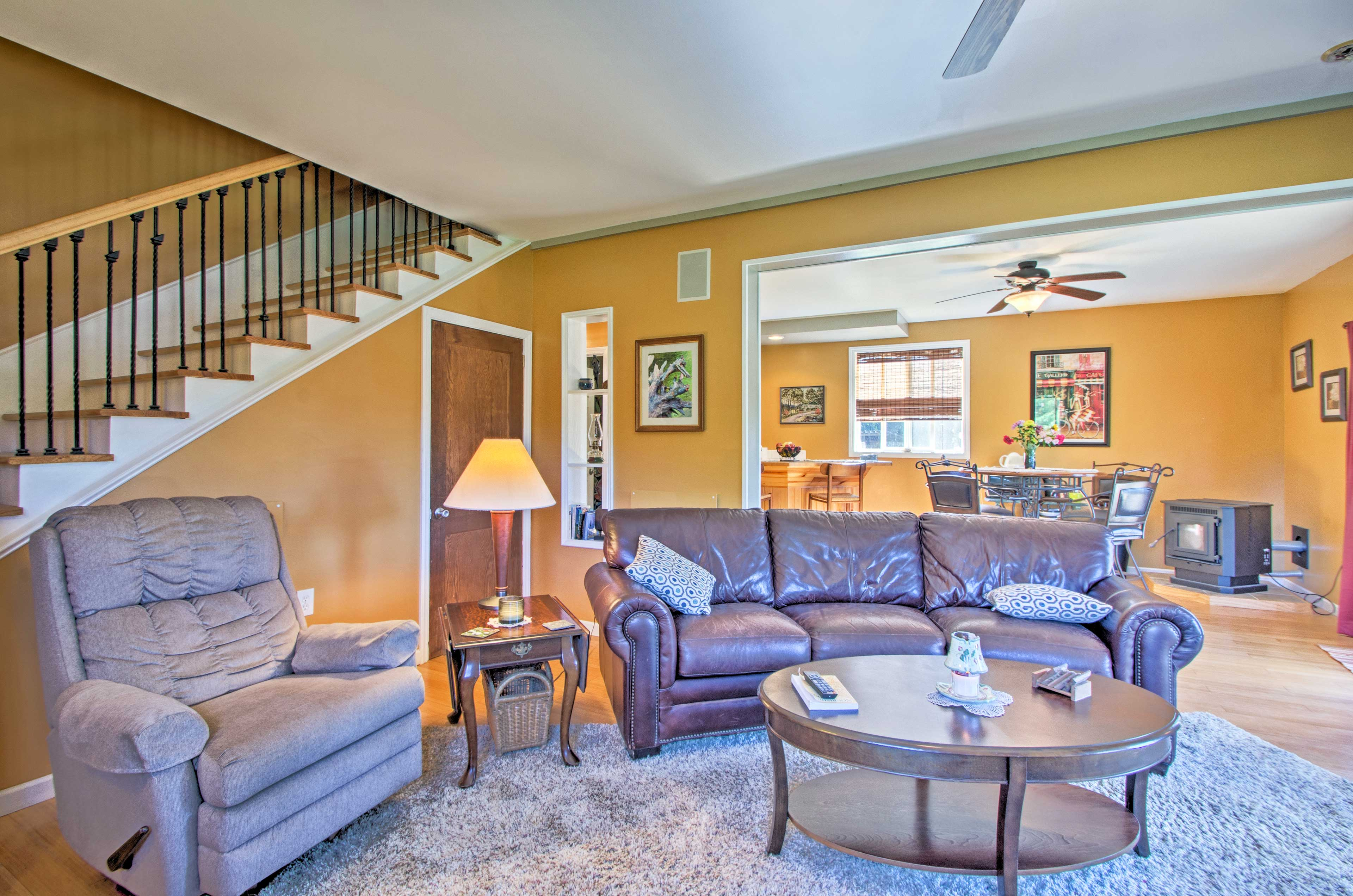 Welcome to your new home-away-from-home!