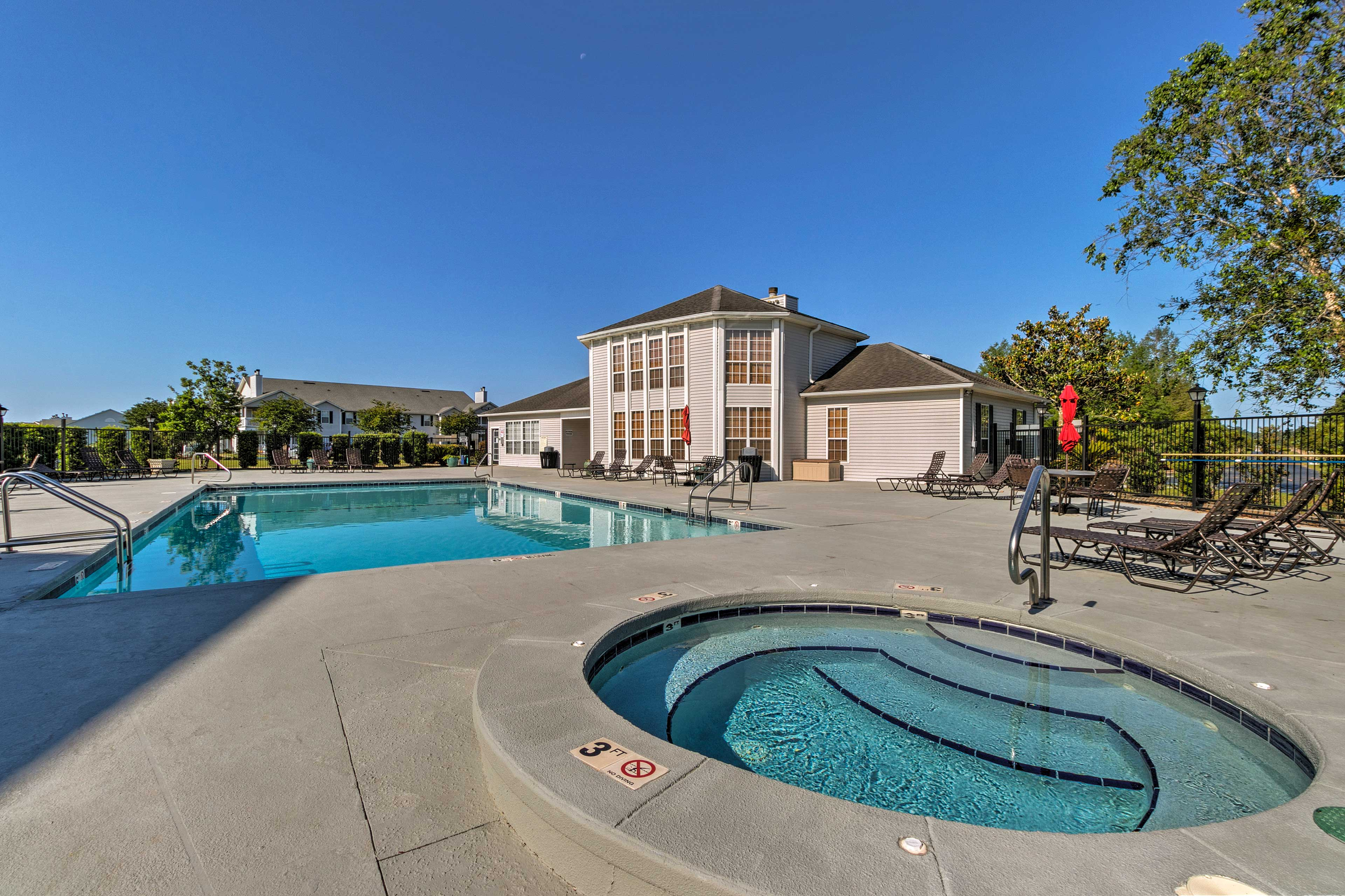 Book your Gulf Shores retreat to this 2-bedroom, 2-bath vacation rental condo!