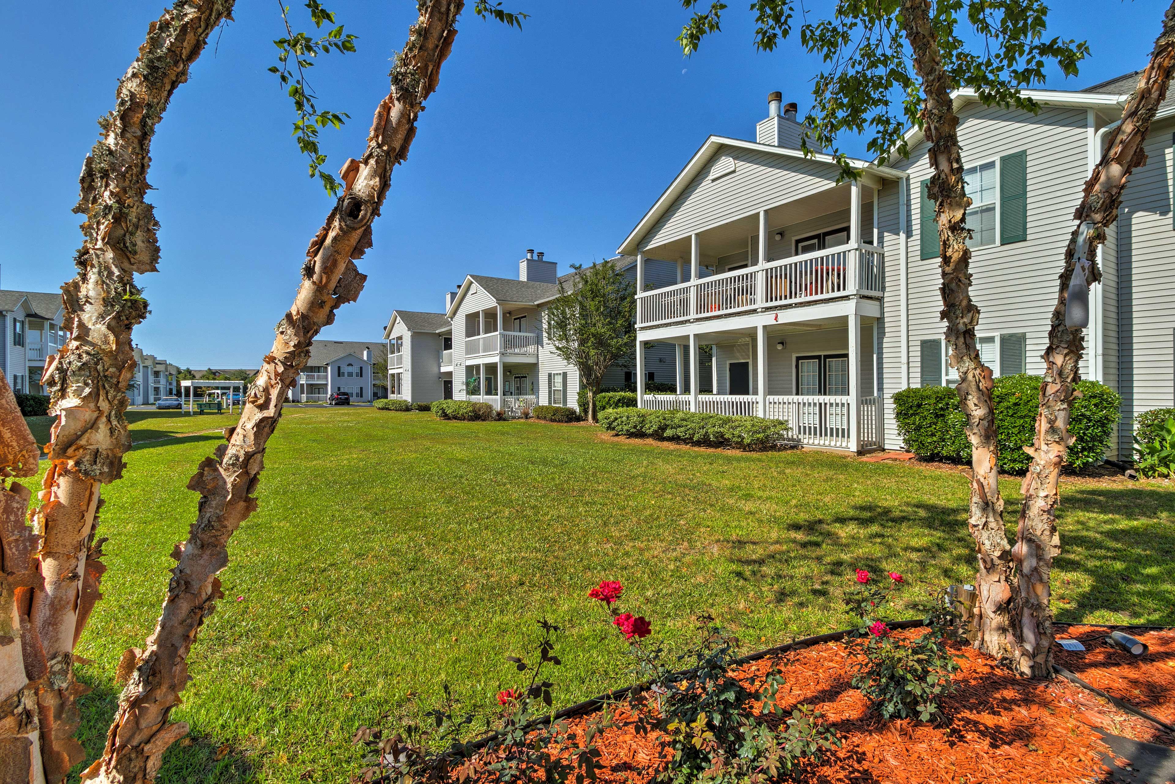 This condo is the perfect Gulf Shores escape!