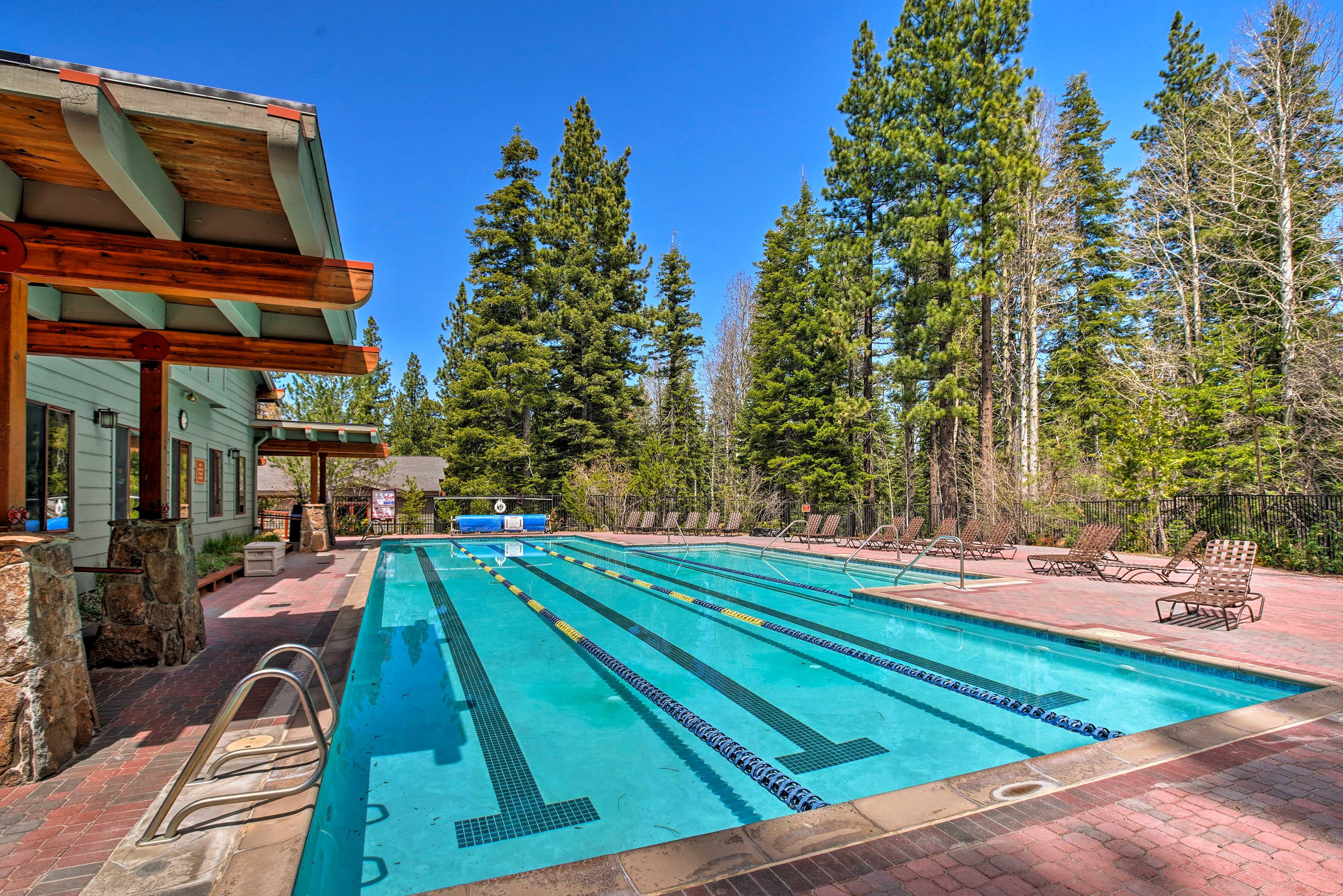 Northstar Resort Amenities