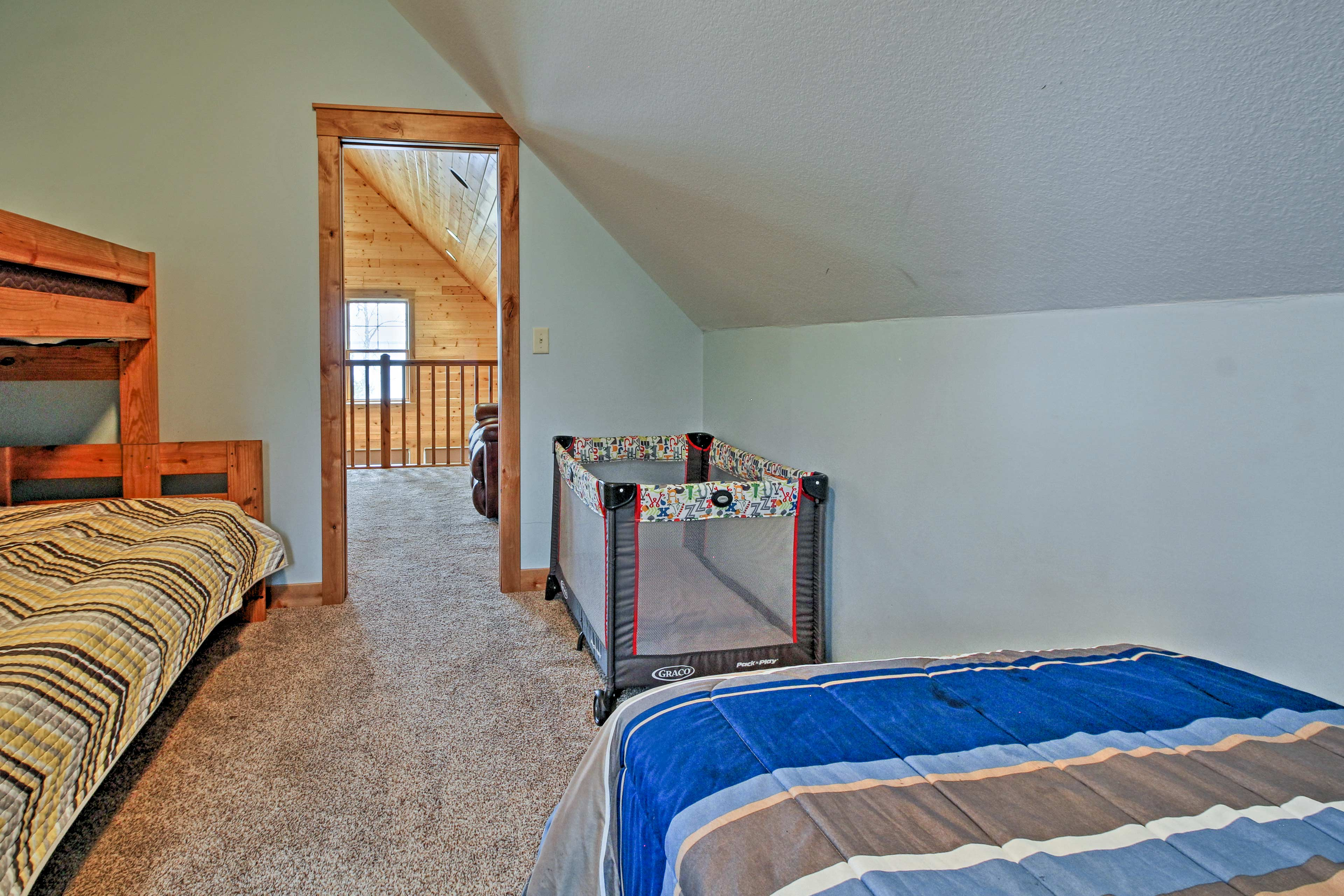 Kids will love this room.