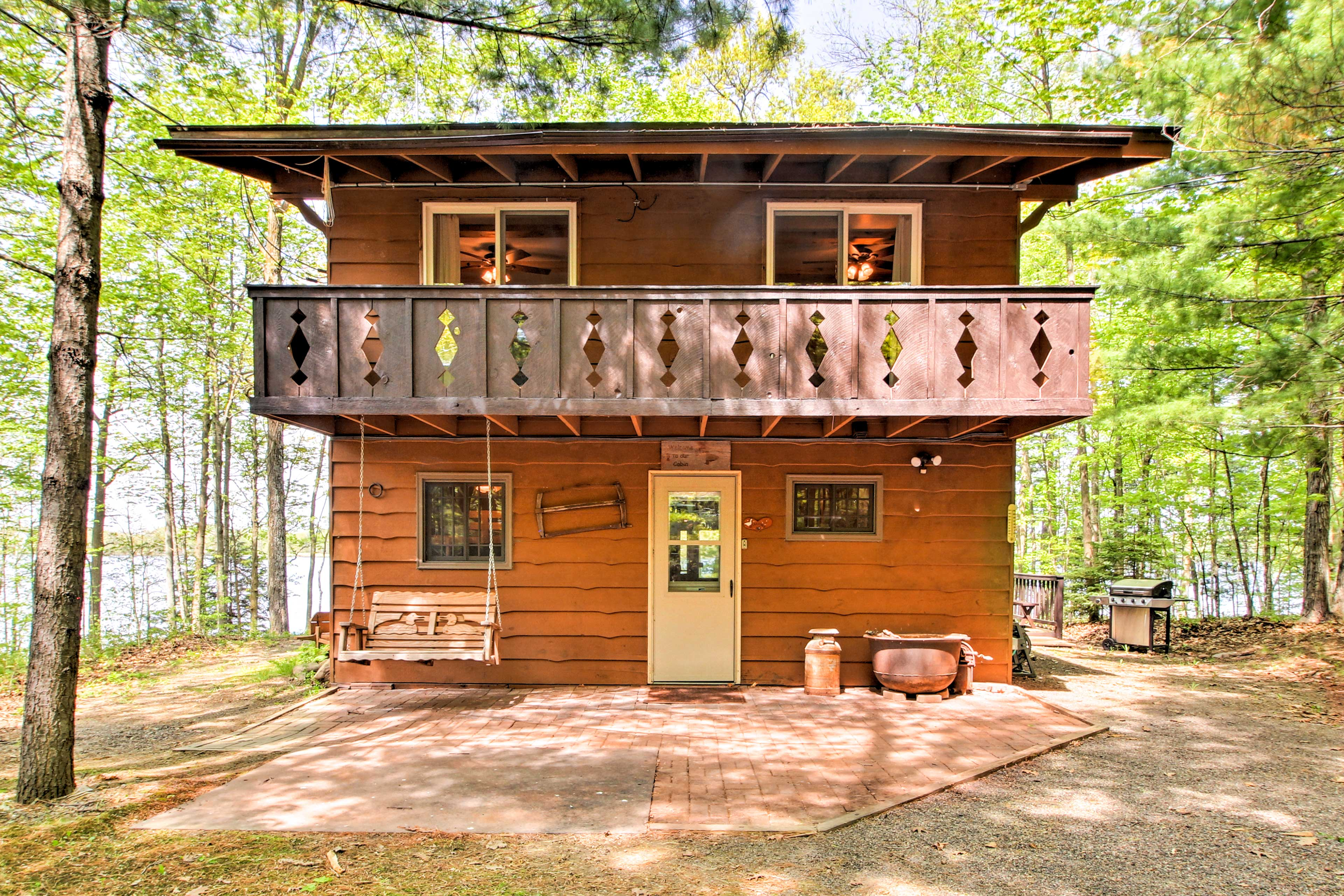 Your next lakefront getaway begins at this vacation rental!