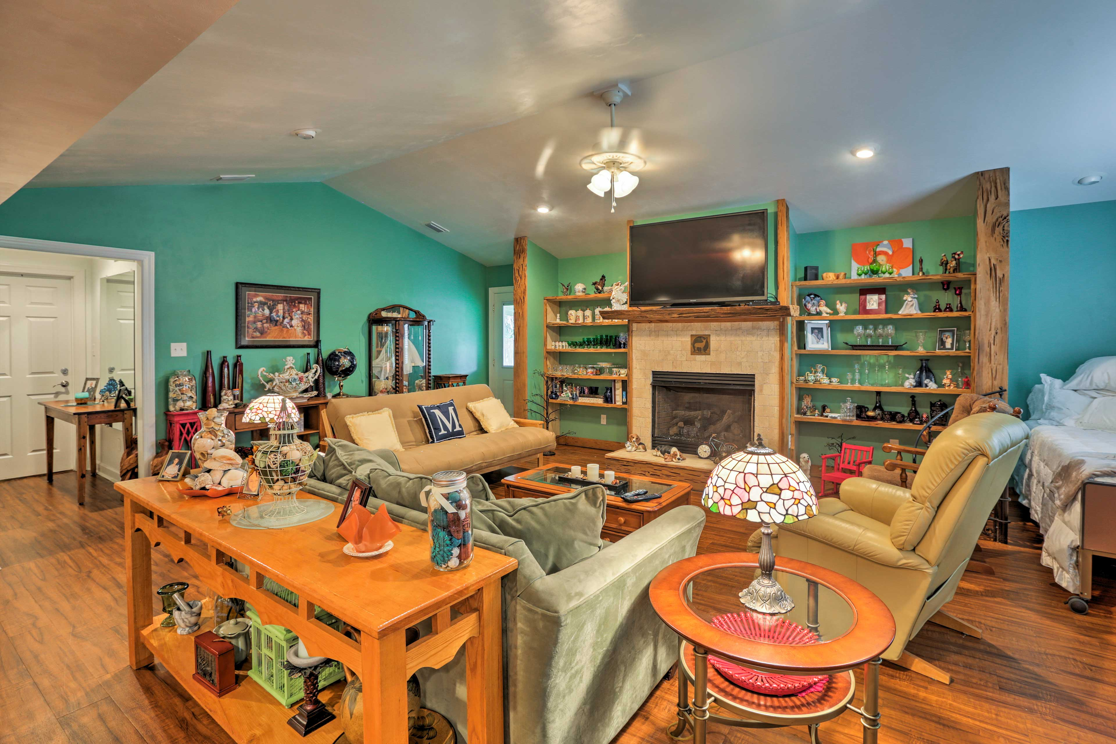 This property offers 2,390 square feet of living space.