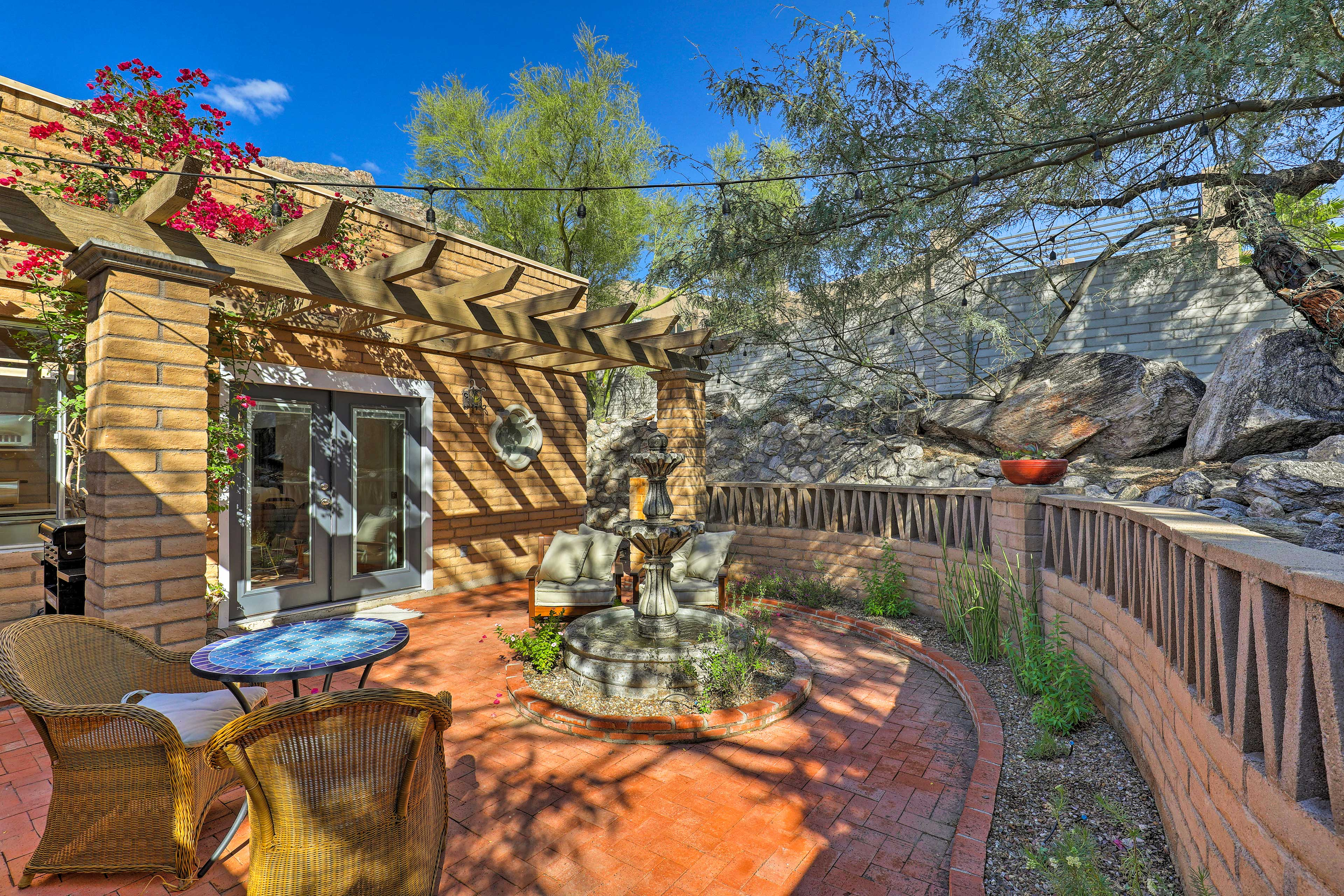 Escape to Tucson and stay at this vacation rental casita!