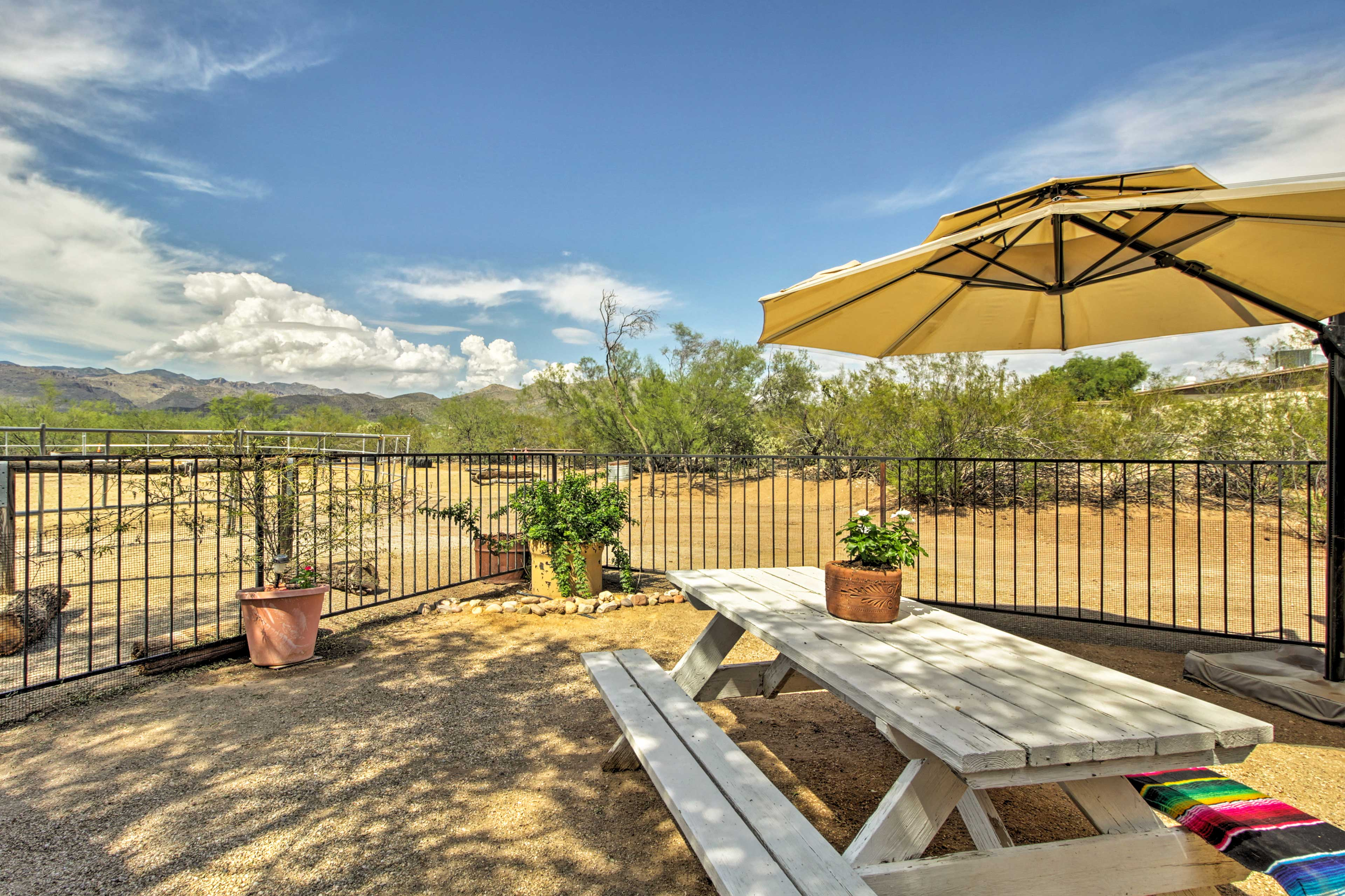 A Tucson desert escape awaits at 'All Tucked In!'