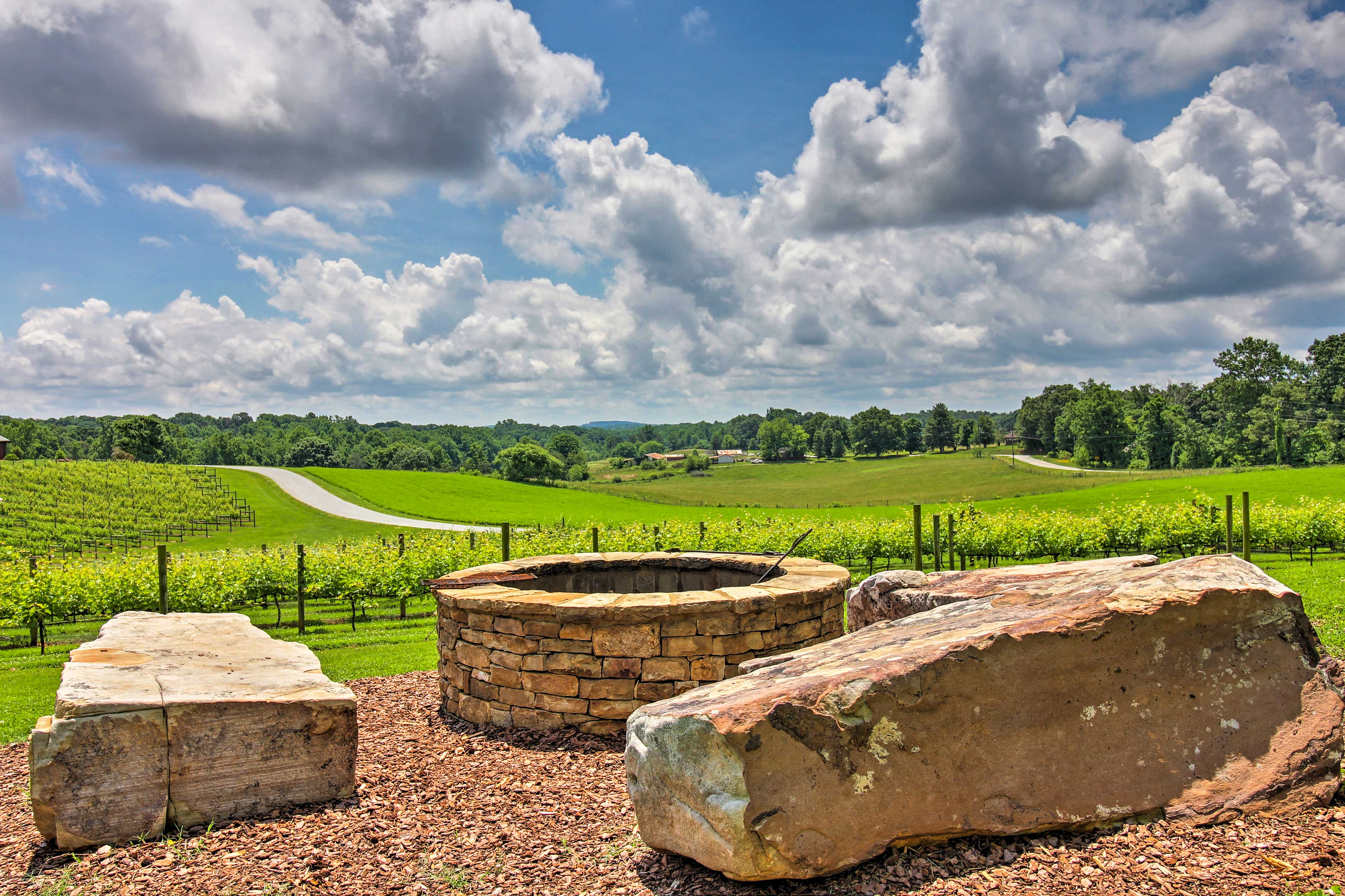 Venture to the winery for a memorable day trip with your group.