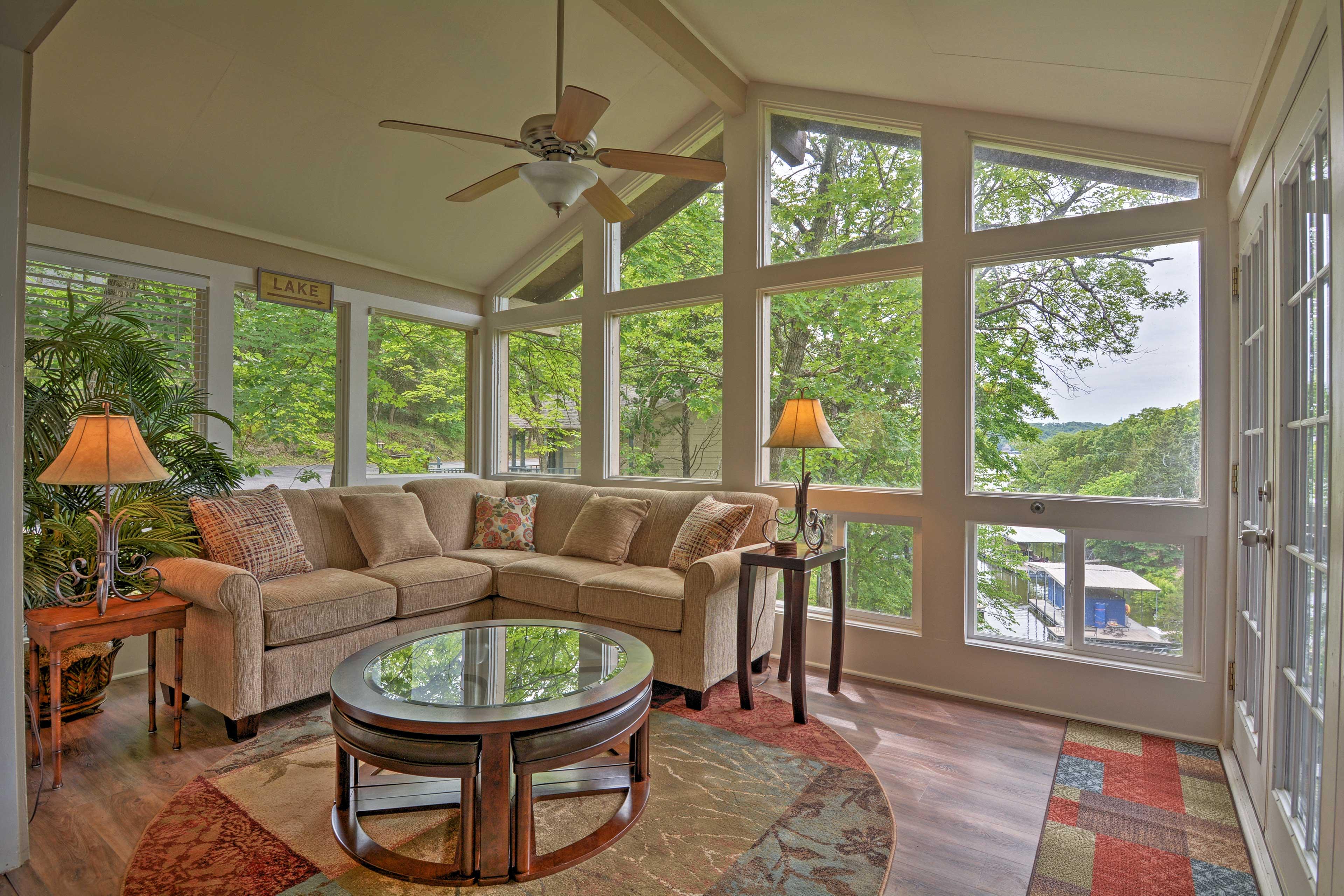 Osage Beach Vacation Rental | 5BR | 5BA | 2,600 Sq Ft | Step-Free Access