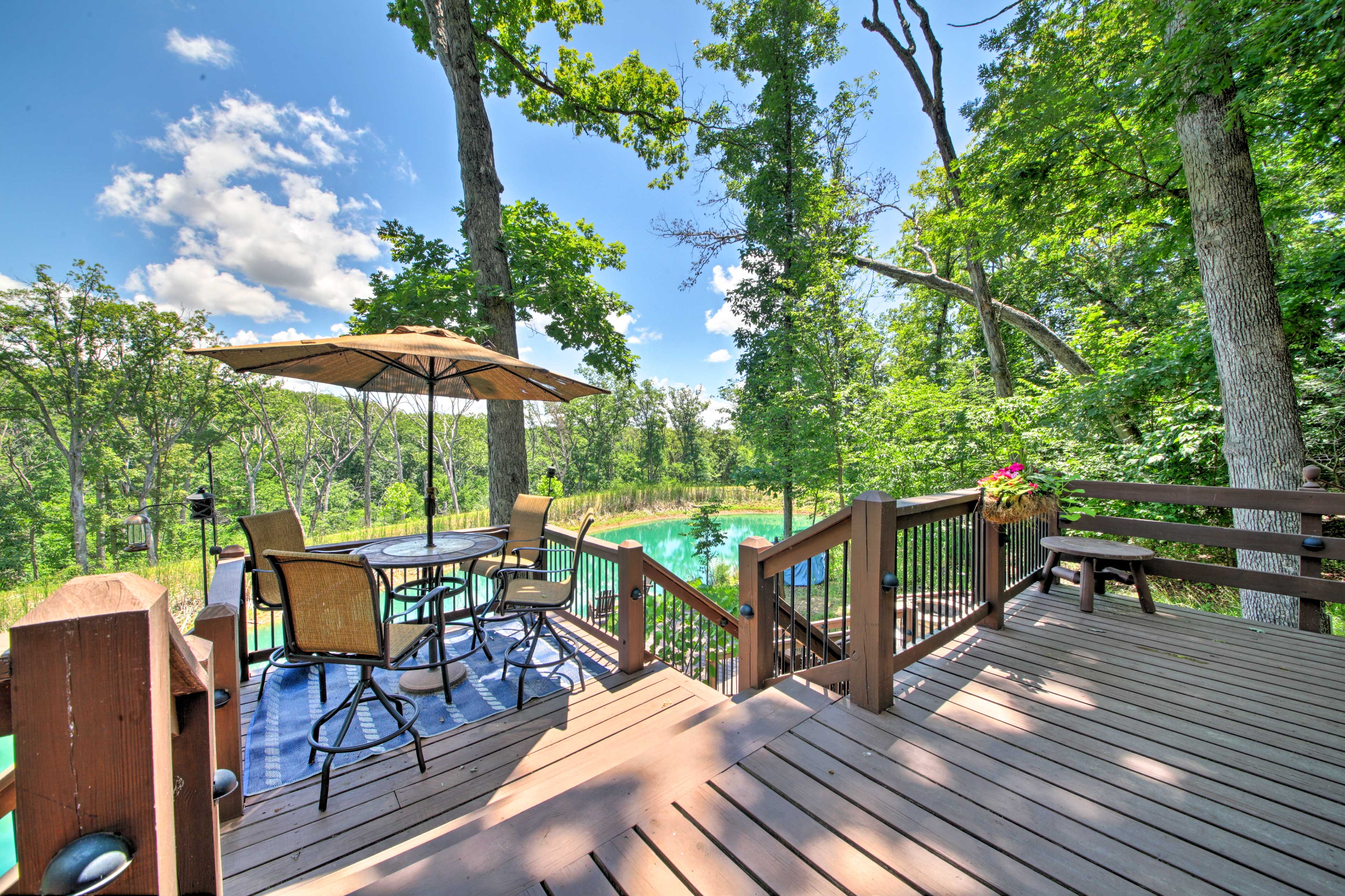 Enjoy access to all the amenities at the renowned Innsbrook Resort!