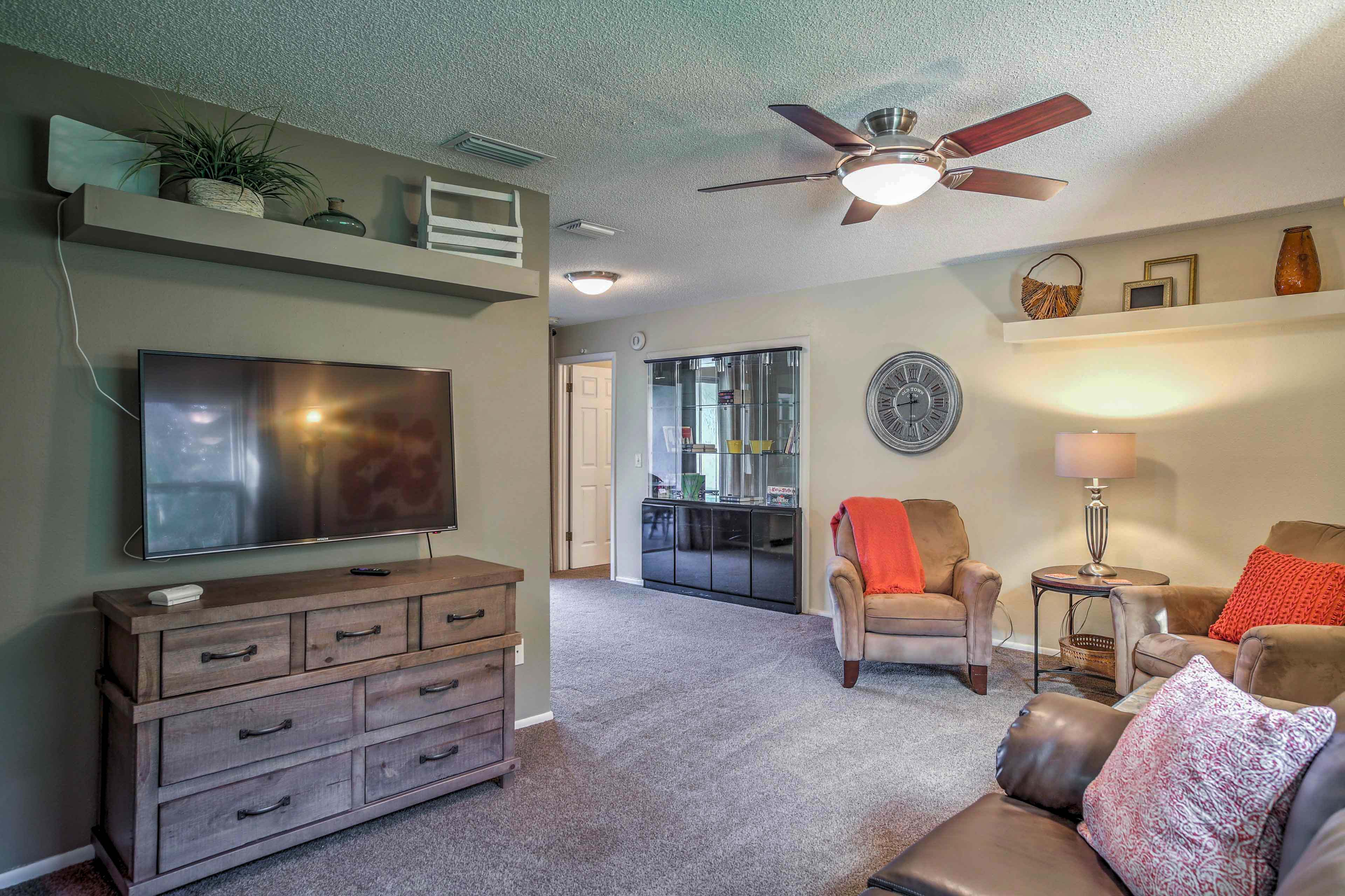 Find a home-away-from-home at this Apopka vacation rental property!