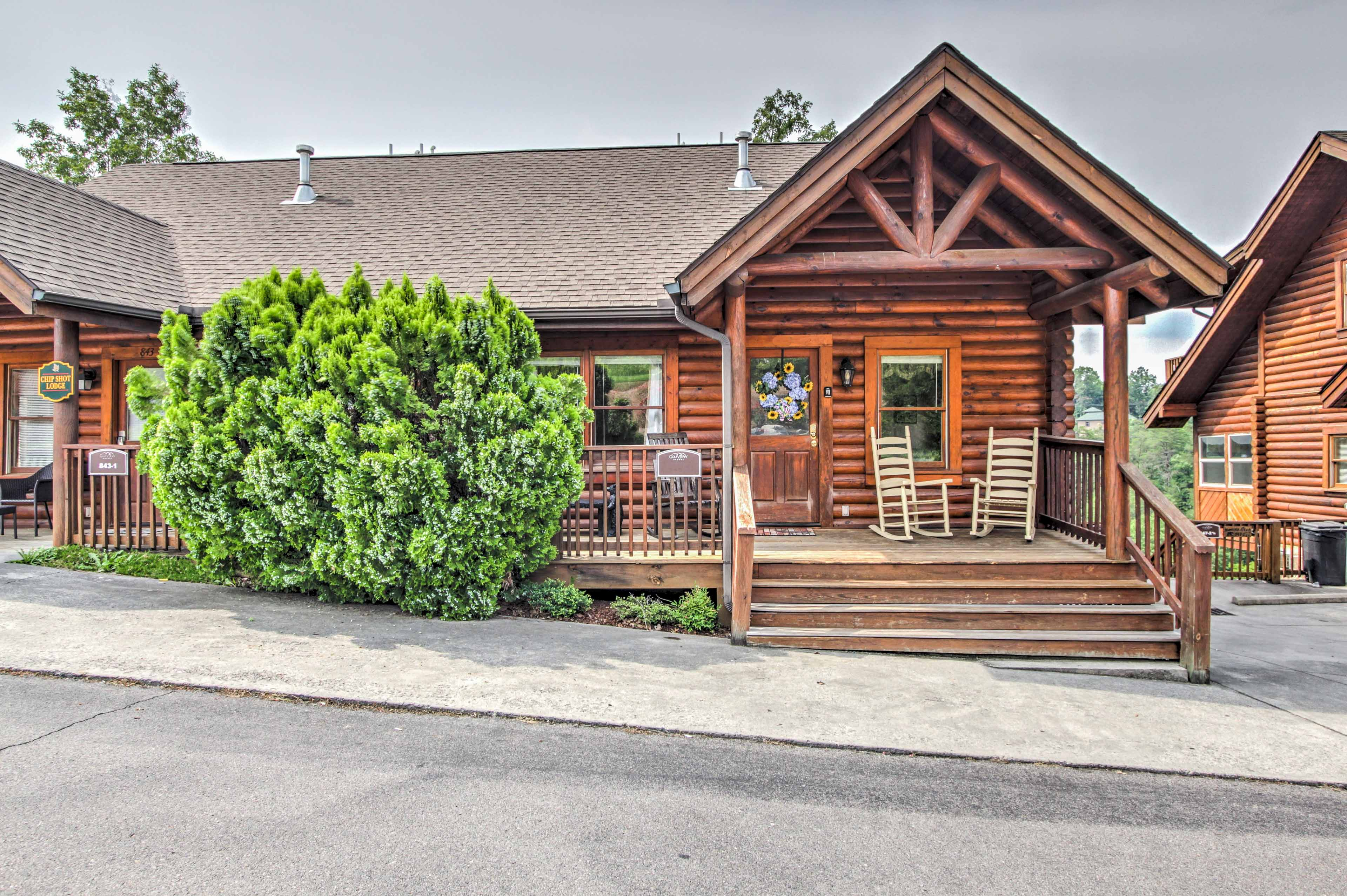 Pigeon Forge Vacation Rental | 3BR | 3BA | 2 Stories | 1,750 Sq Ft