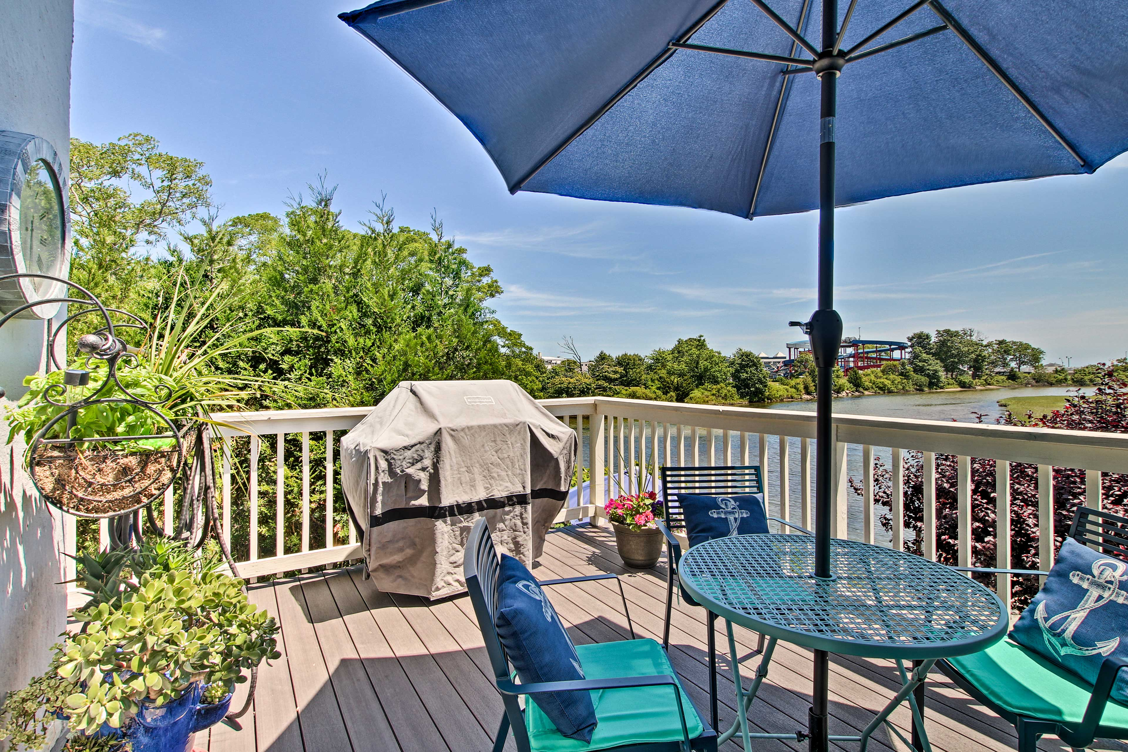 Escape to beautiful Waterford at this vacation rental home!