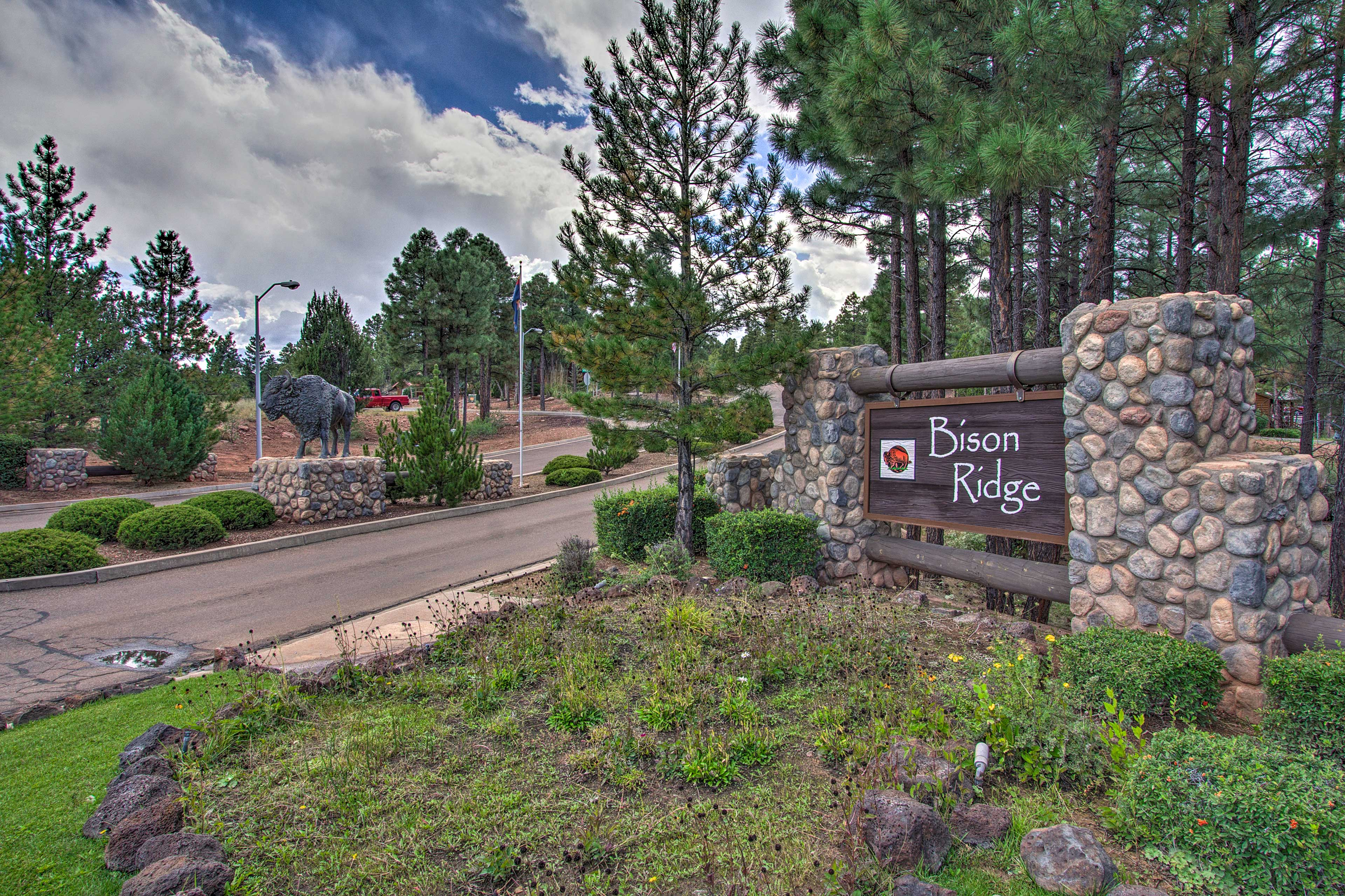 Welcome to the Bison Ridge community!