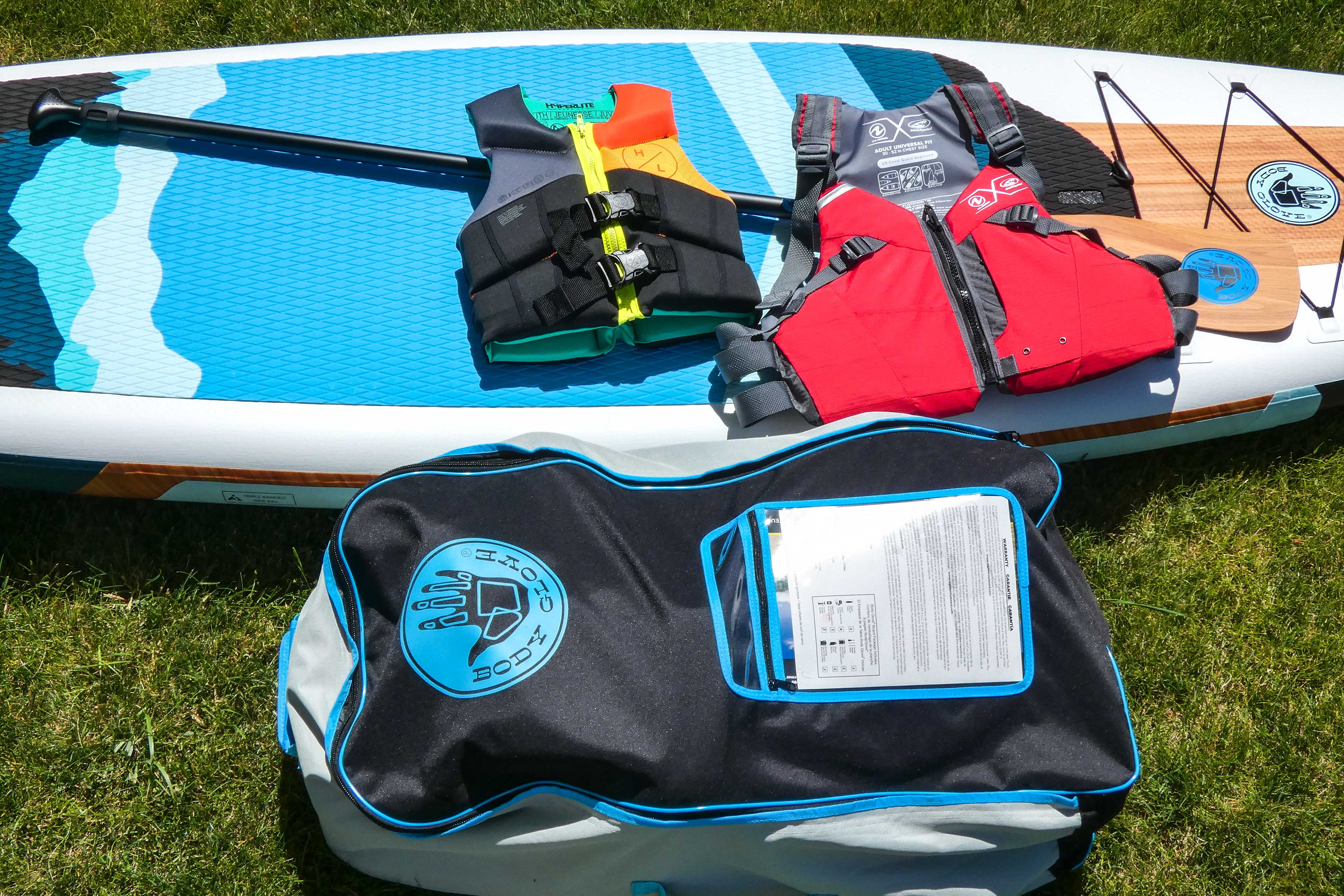 Take the SUP out for a spin!