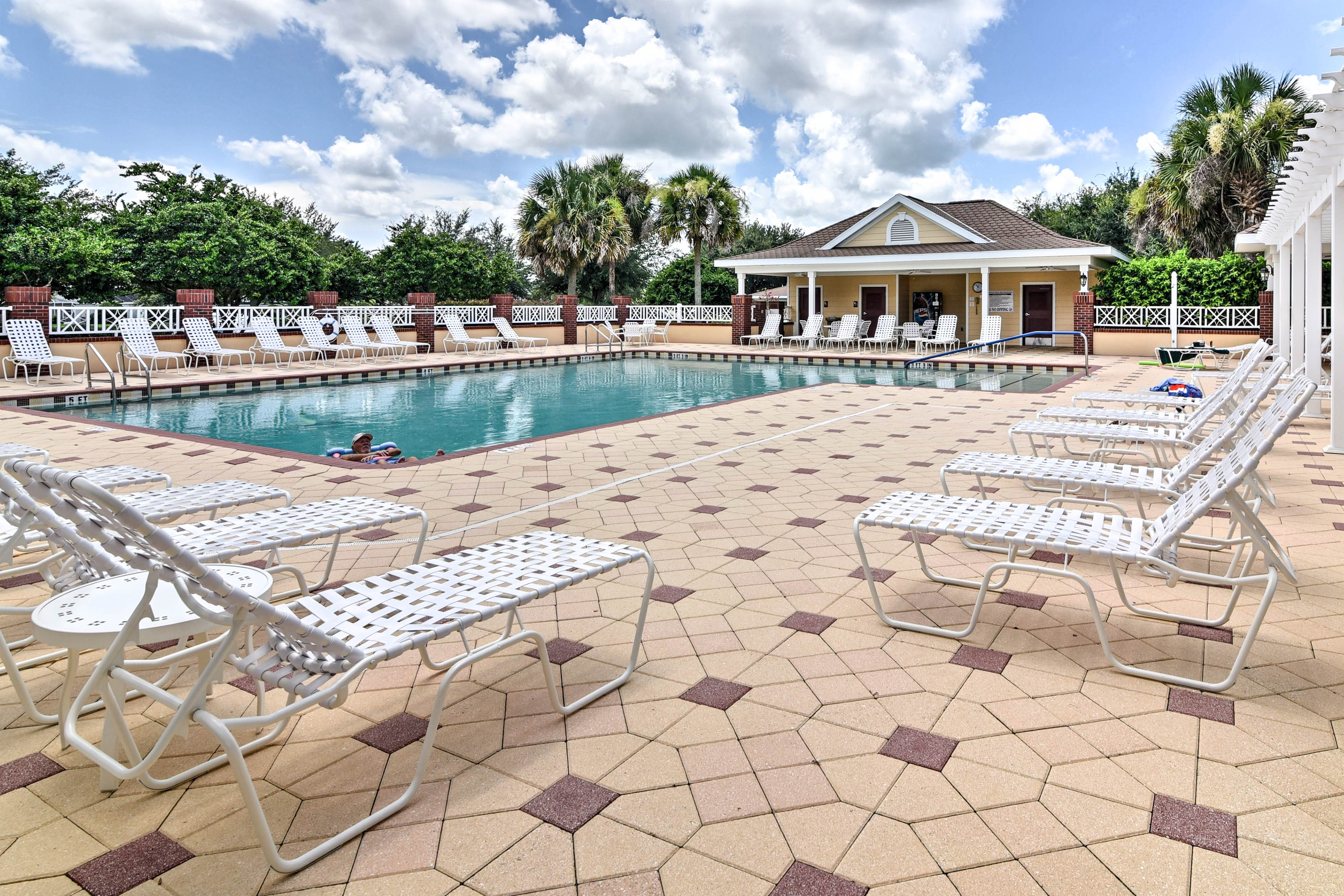 'The Villages' features an array of luxury amenities!