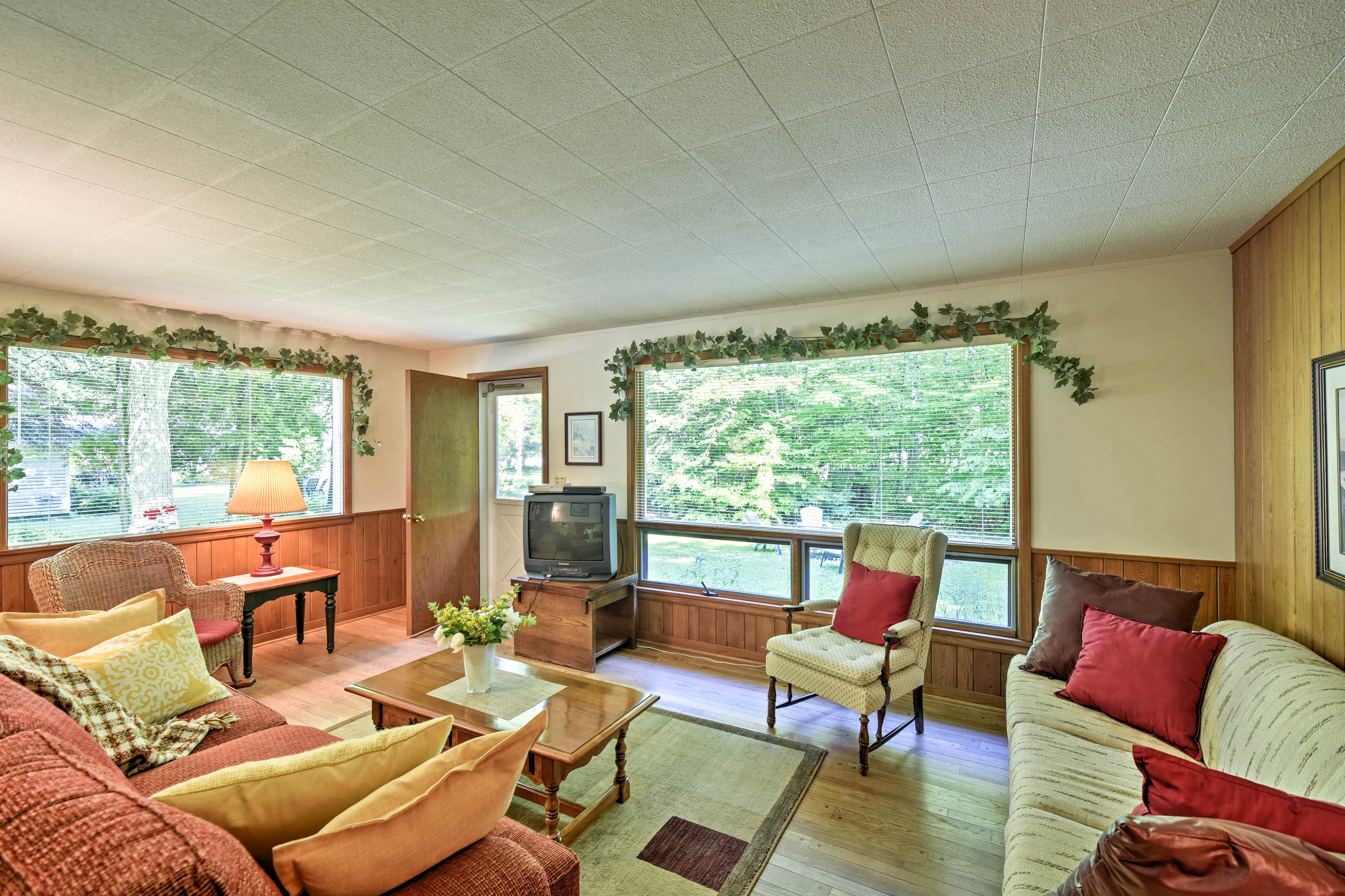 Check the availability of other on-site rental units for extra accommodations.