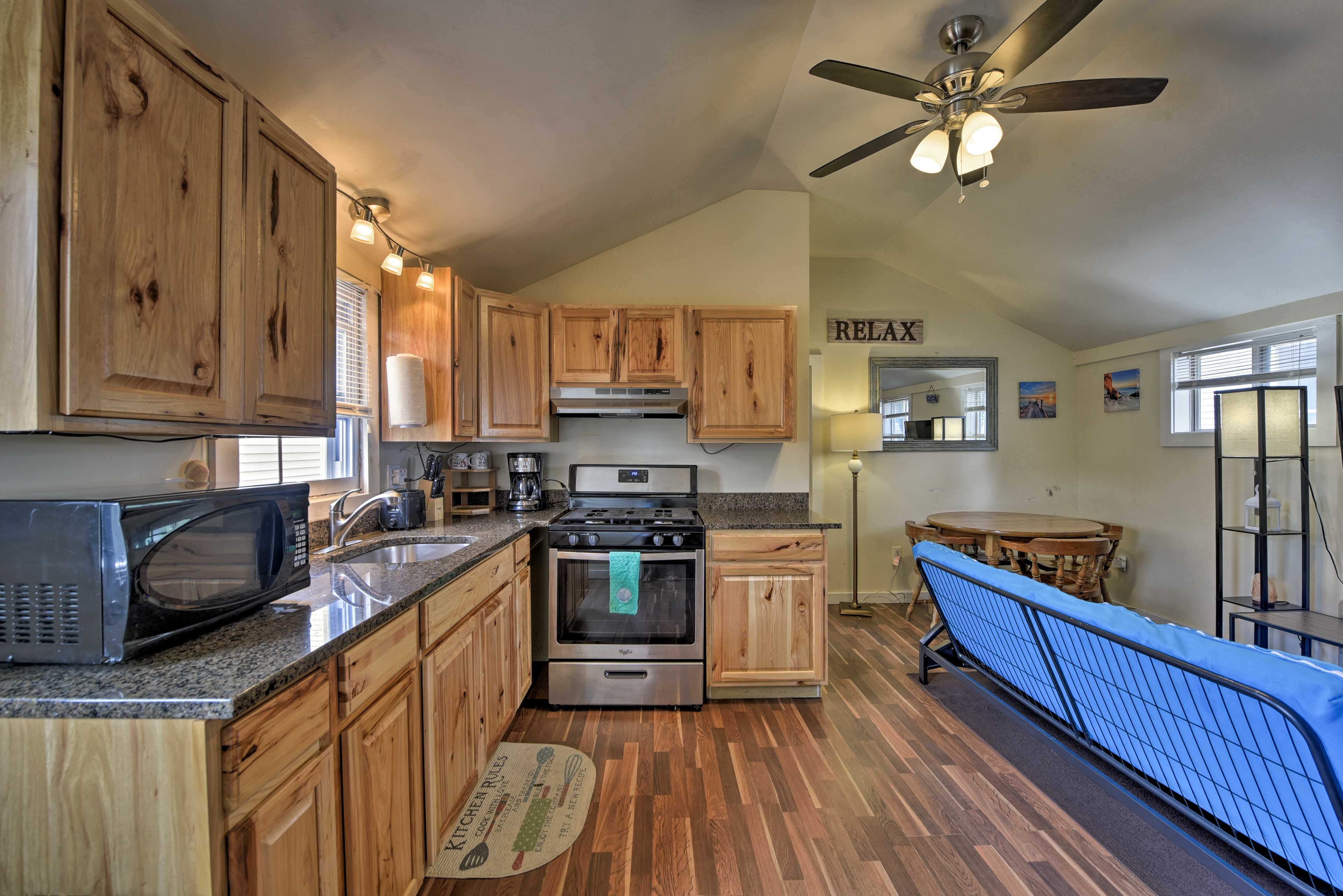 ,The spacious interior offers all the comforts of home!