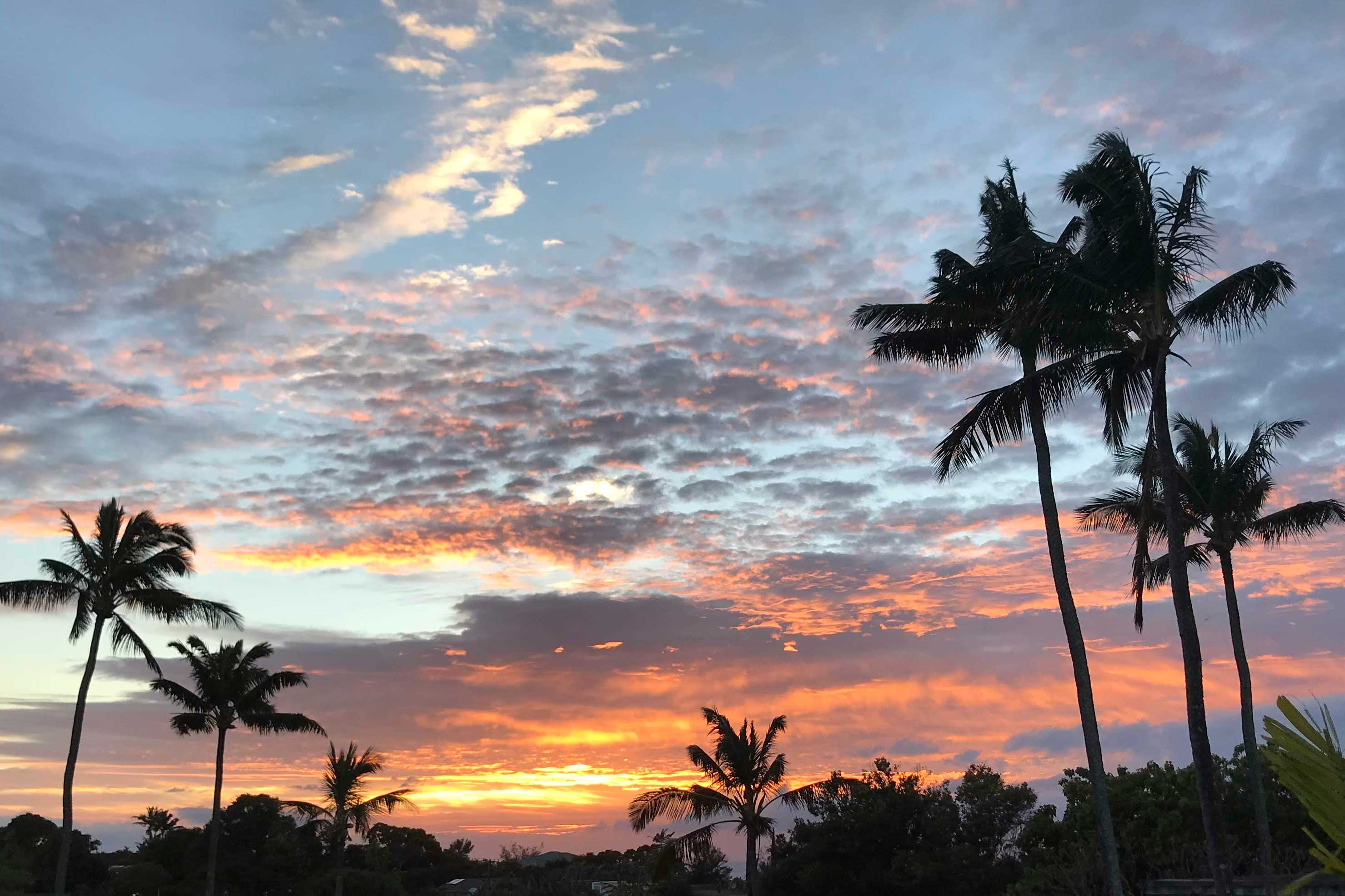 The sunsets at this Maui getaway are absolutely stunning!