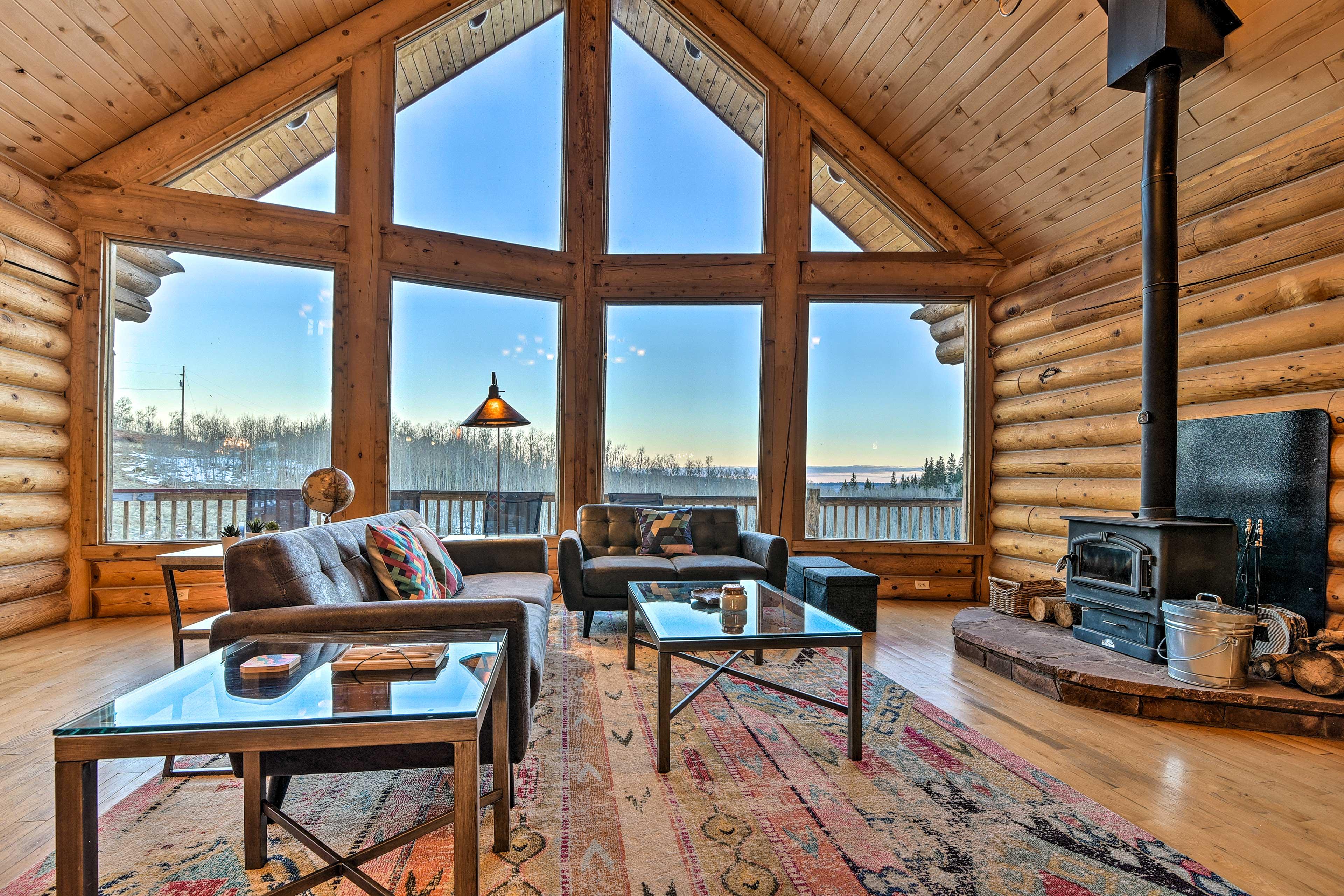 Elevate your escape to Colorado at this 4-bedroom, 3-bathroom vacation rental.