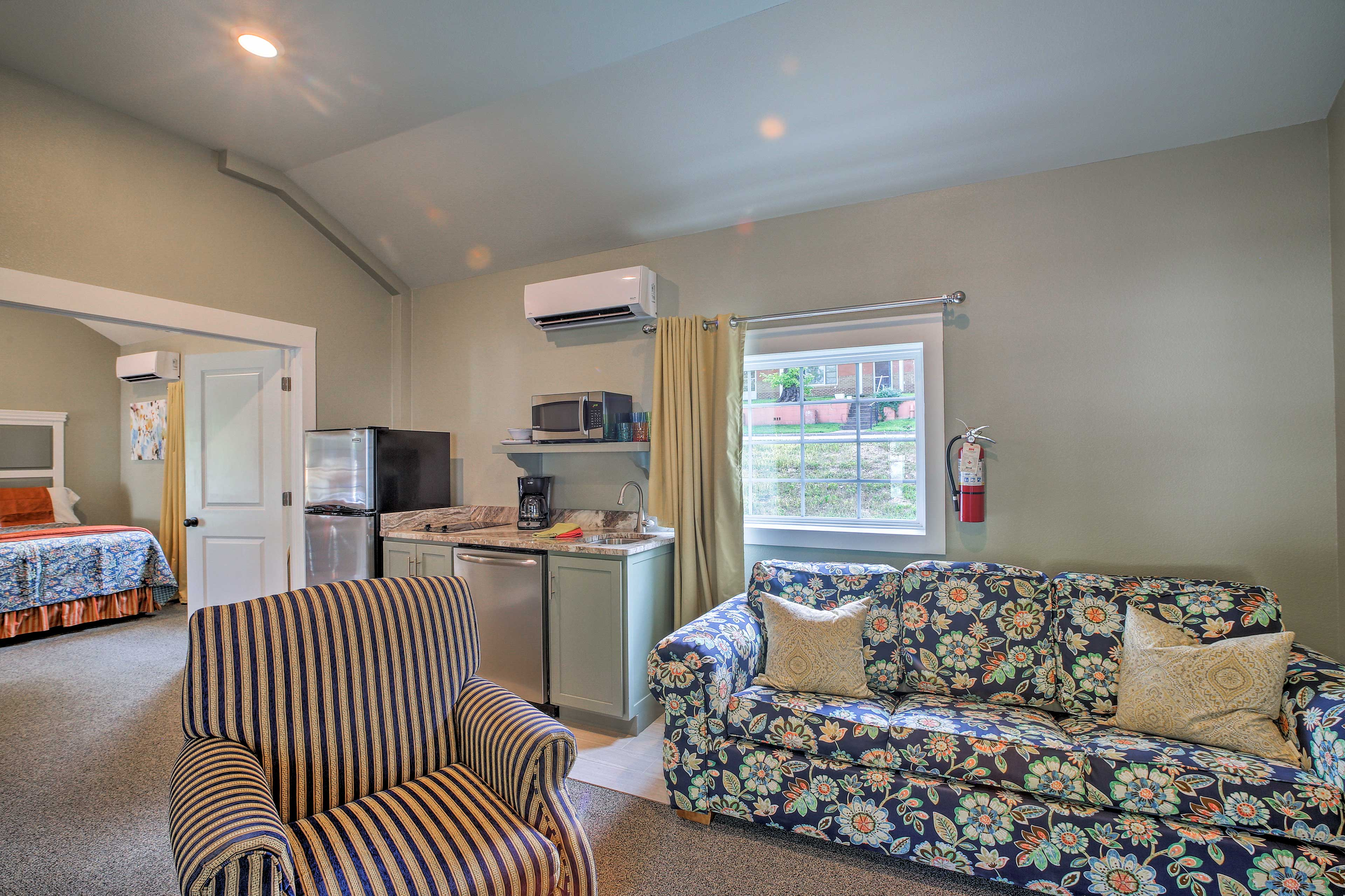 With beds for 6, this home is perfect for families.