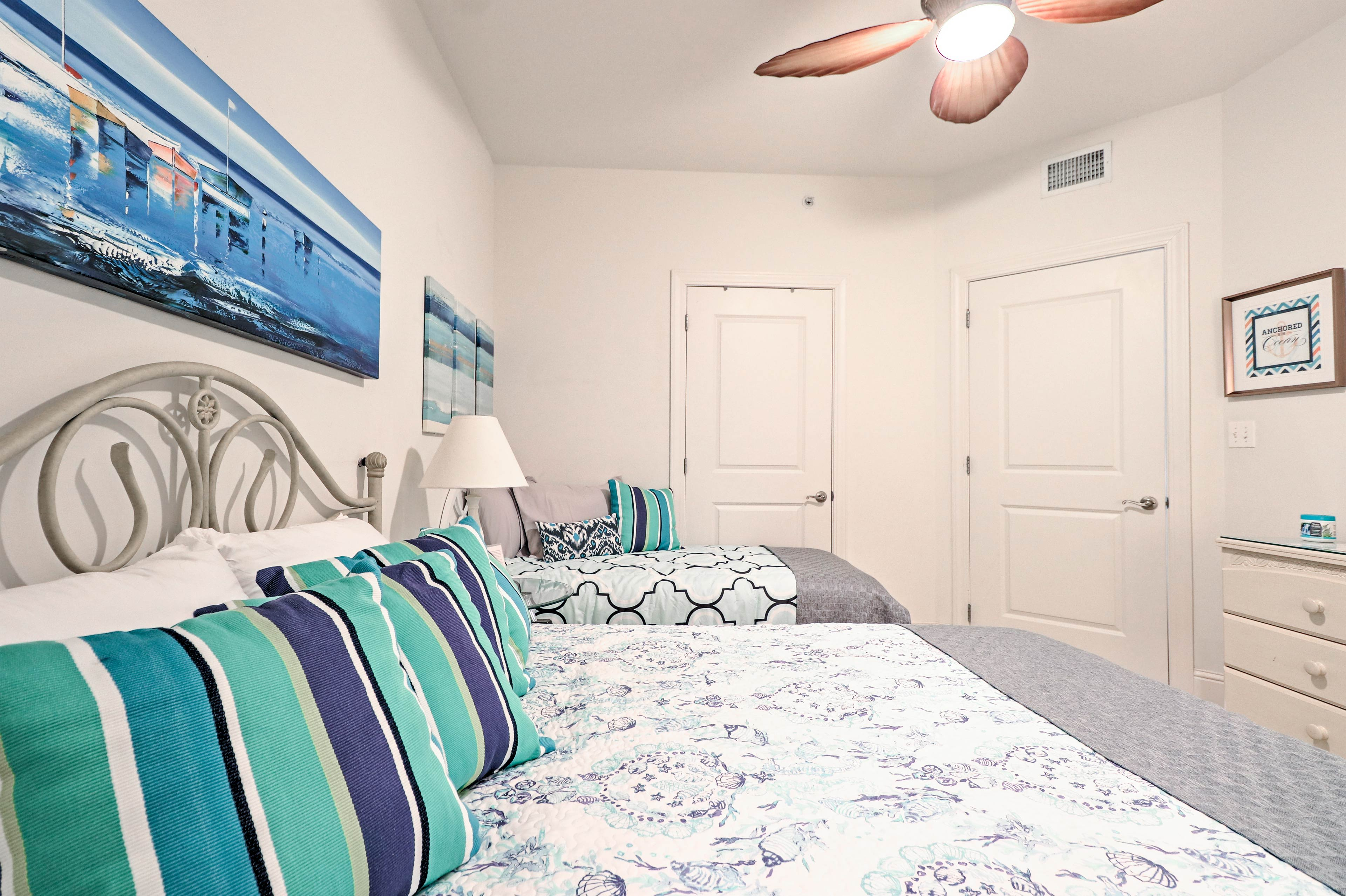 This room is perfect for children, small families, or friends!