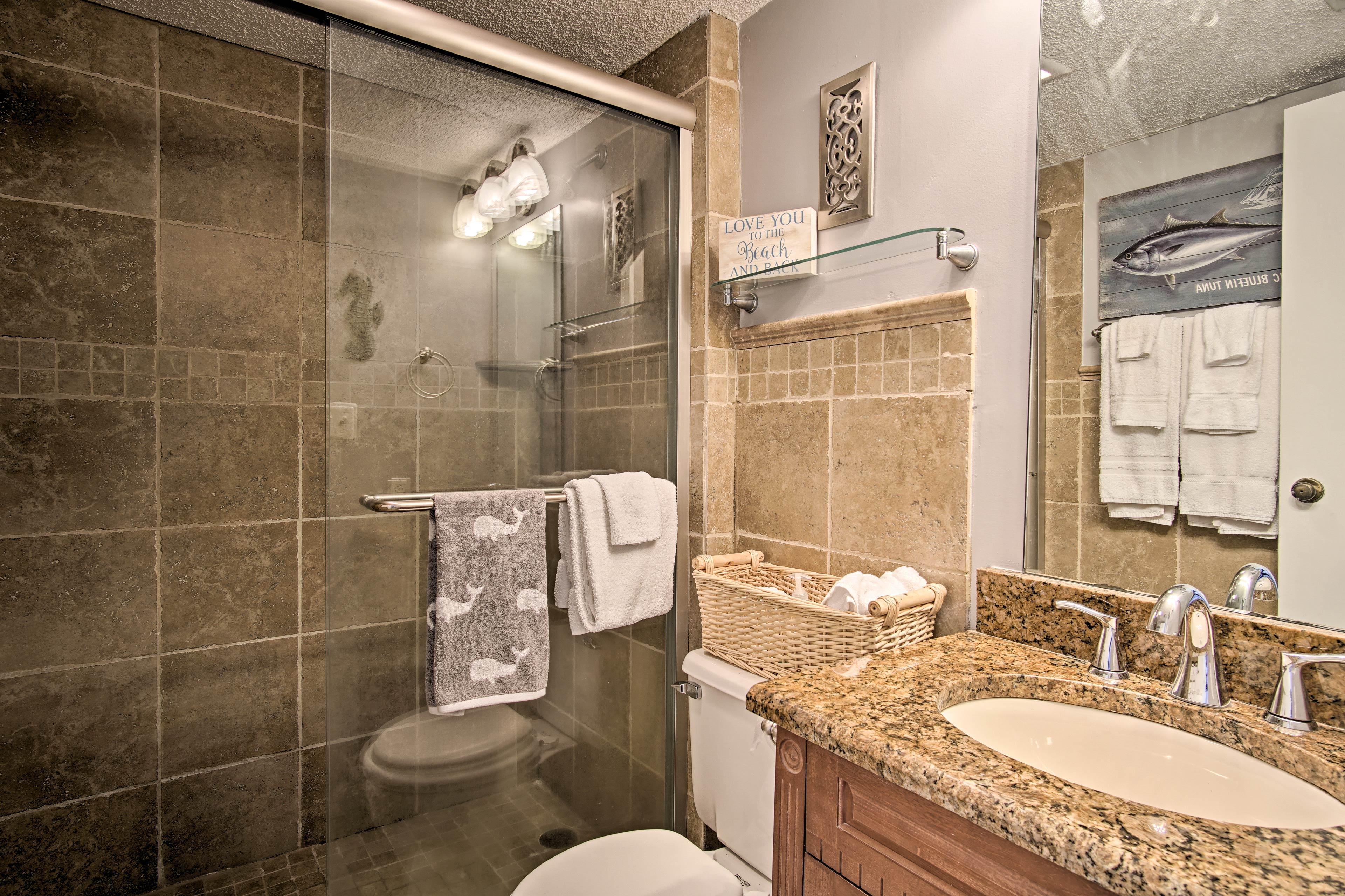 Bathroom | Walk-In Shower