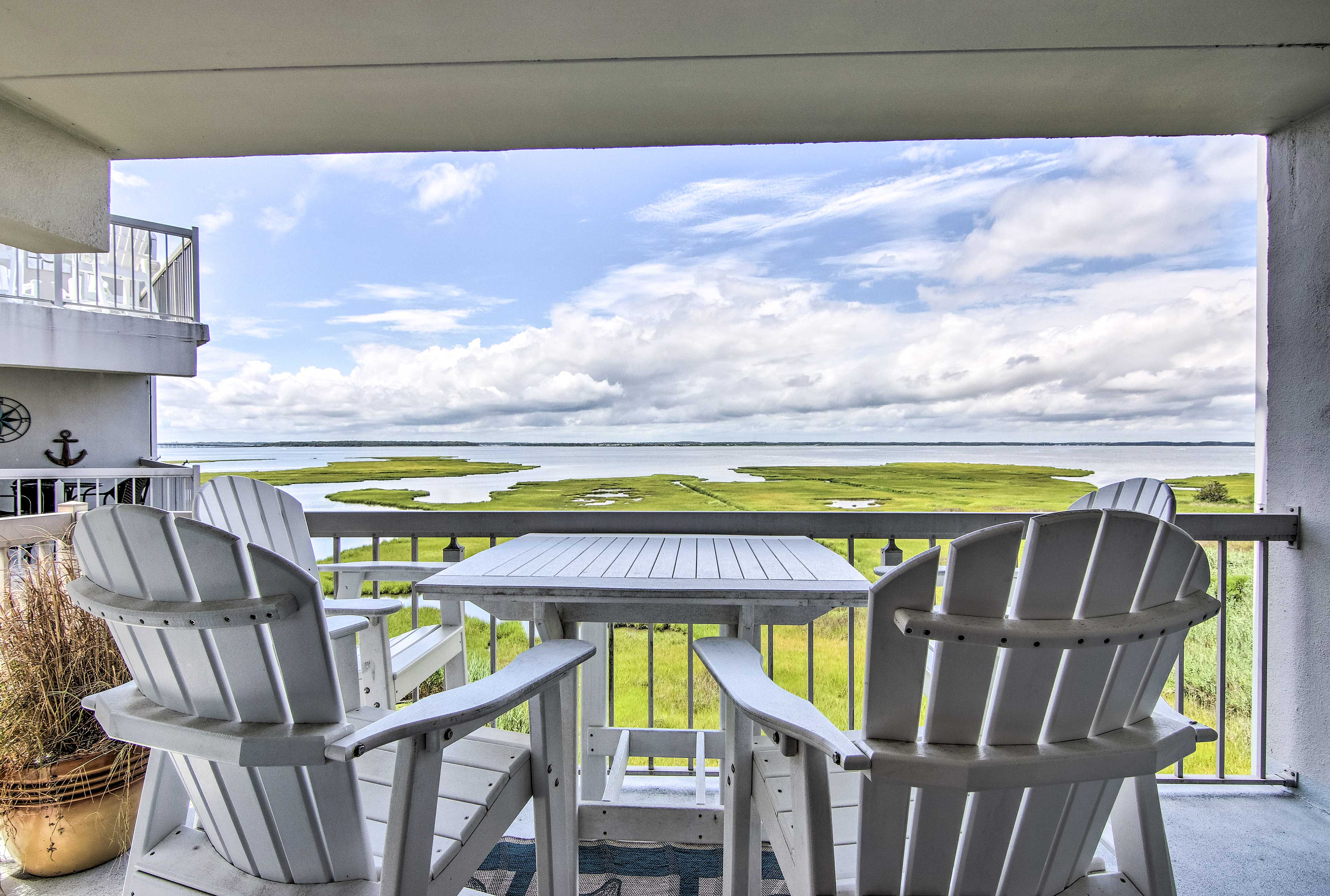 Treat yourself to a relaxing escape at this Ocean City vacation rental condo!