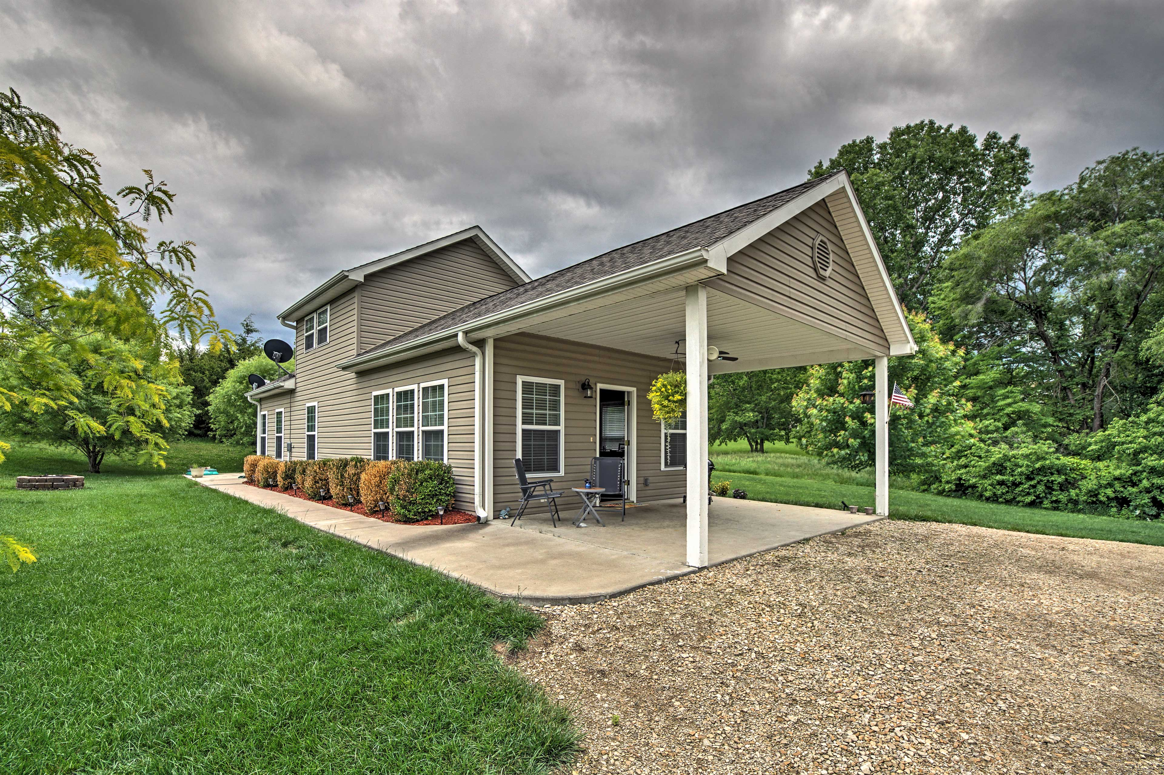 Make your way to this Meriden vacation rental home!