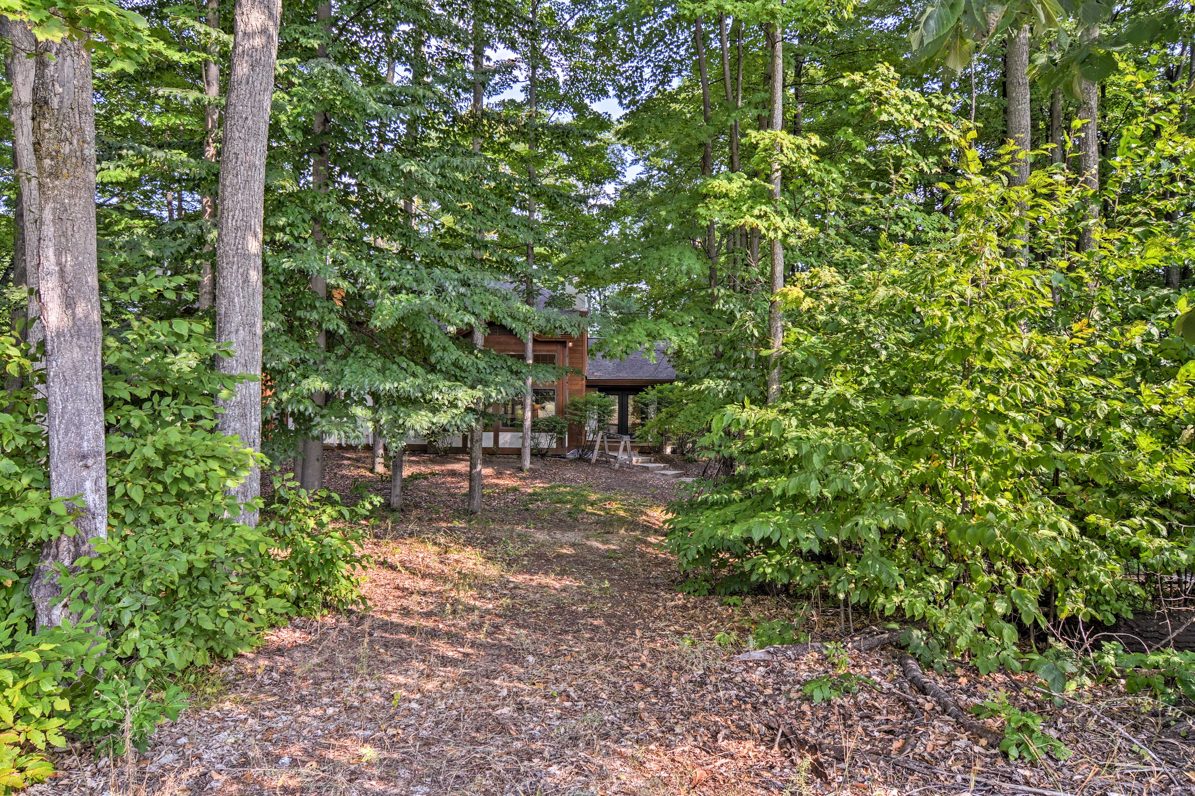 This Disciples Village condo in Boyne Falls provides the ideal mountain holiday.