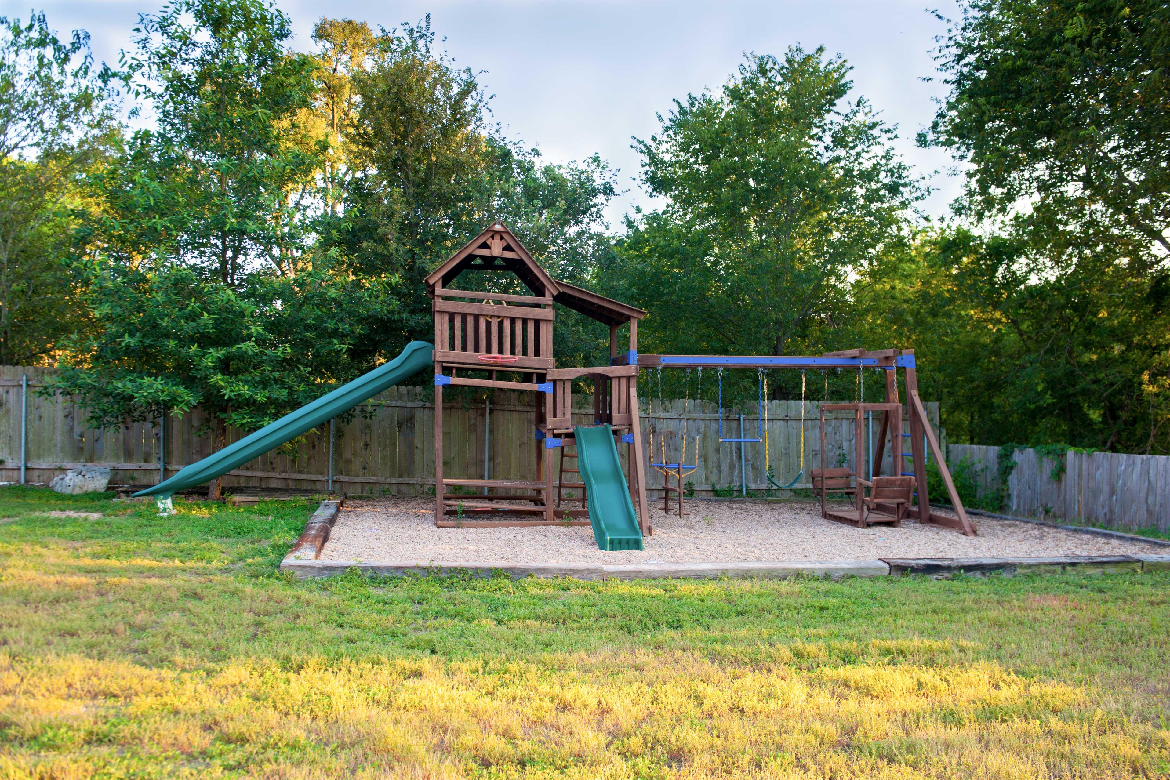 Shared Amenities | Playground