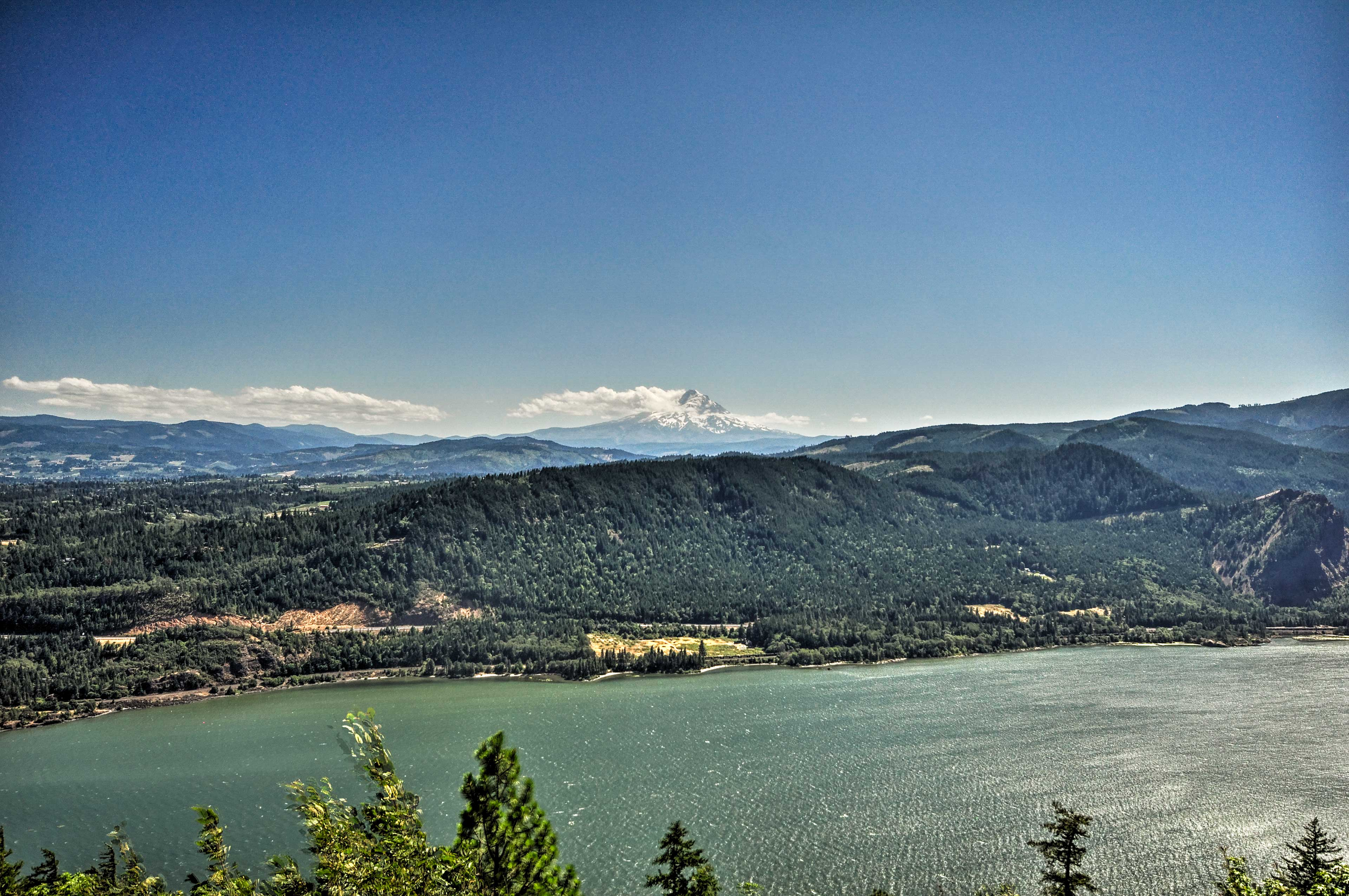Spend some time admiring the vista!
