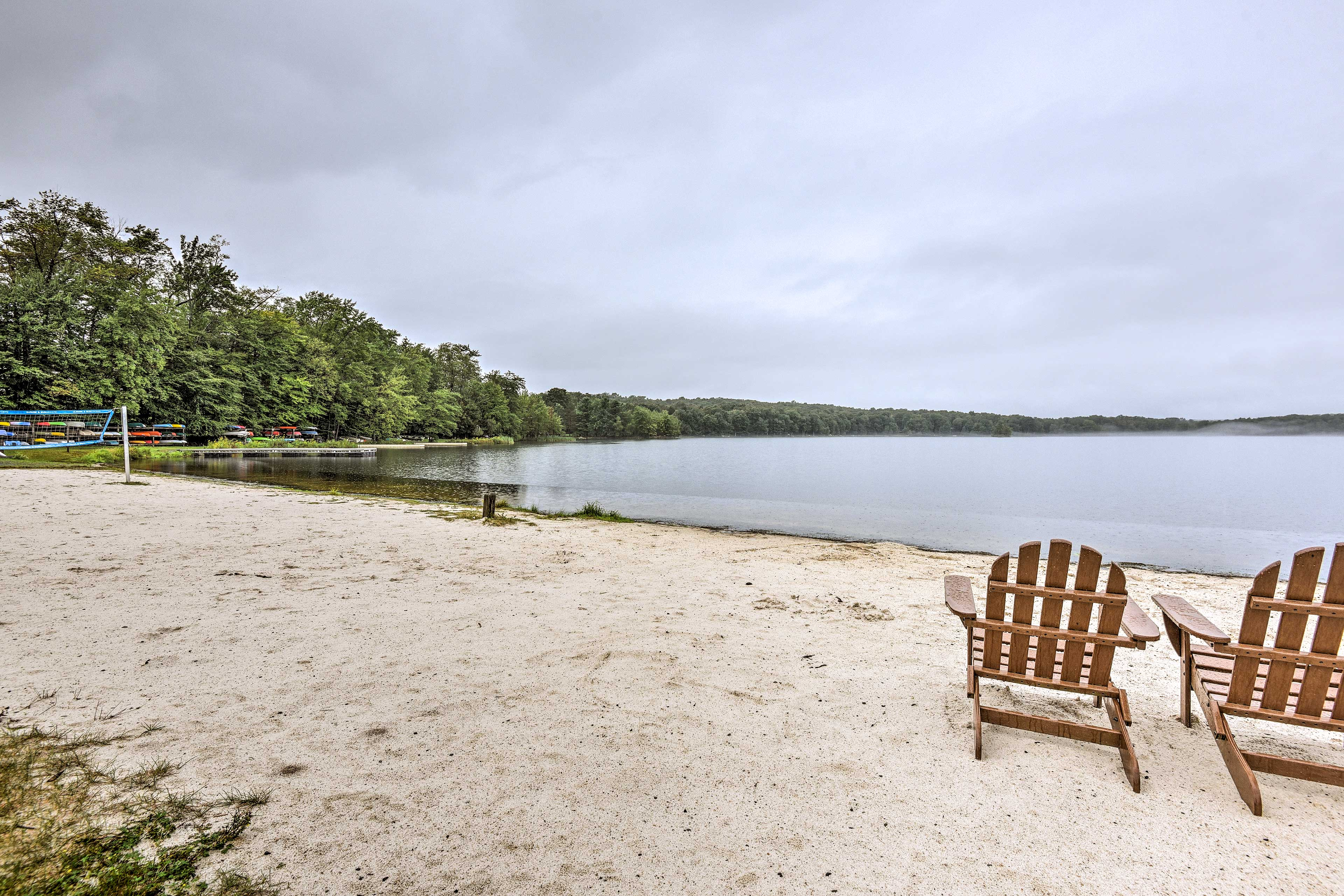 Located in the Big Bass Lake community, you'll have access to on-site amenities!