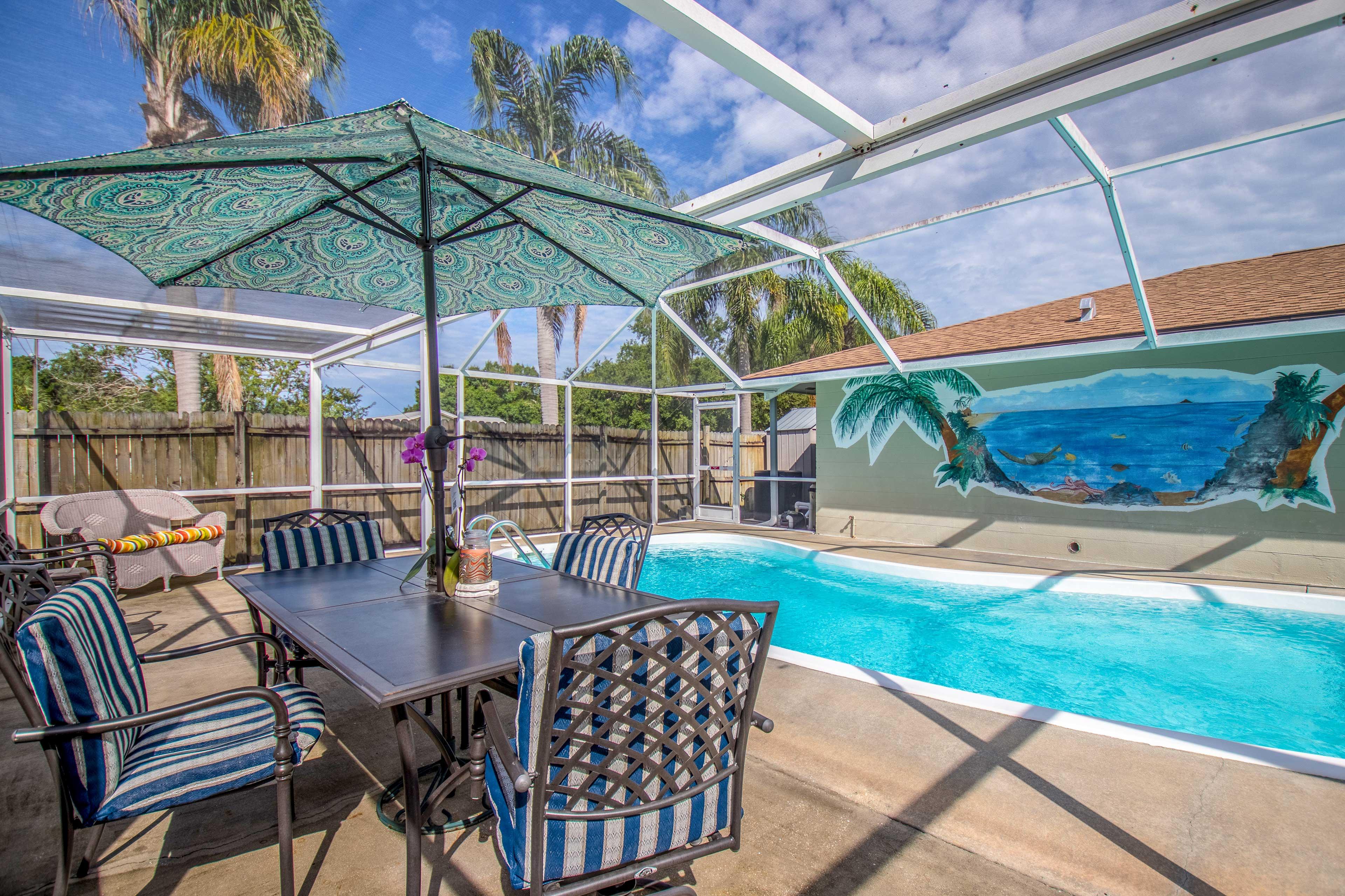 Lanai   Beach Chairs & Towels